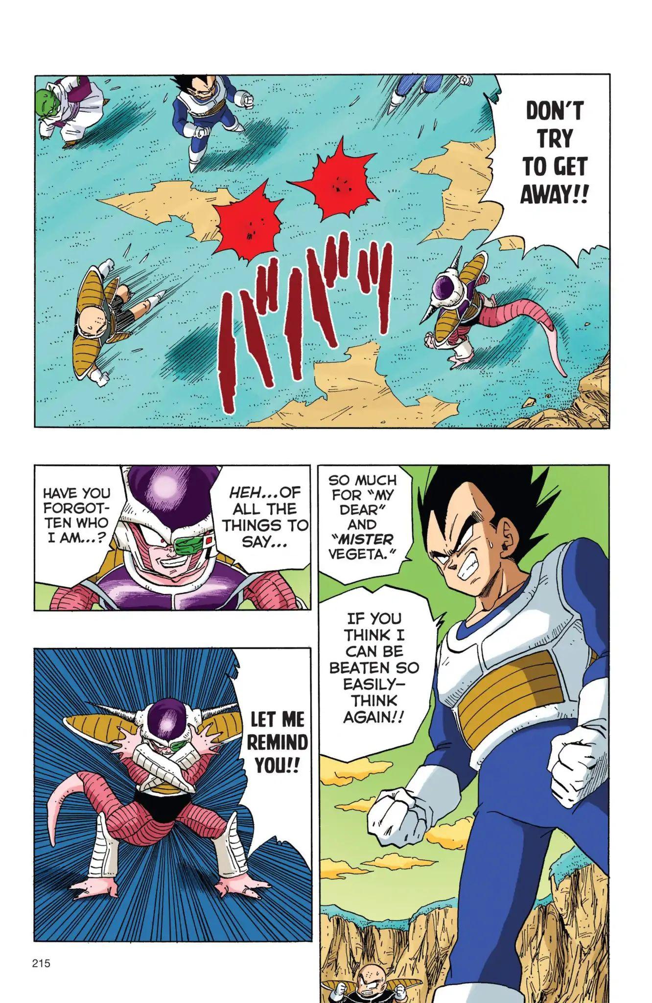 Dragon Ball Full Color Freeza Arc Chapter 49  Online Free Manga Read Image 12