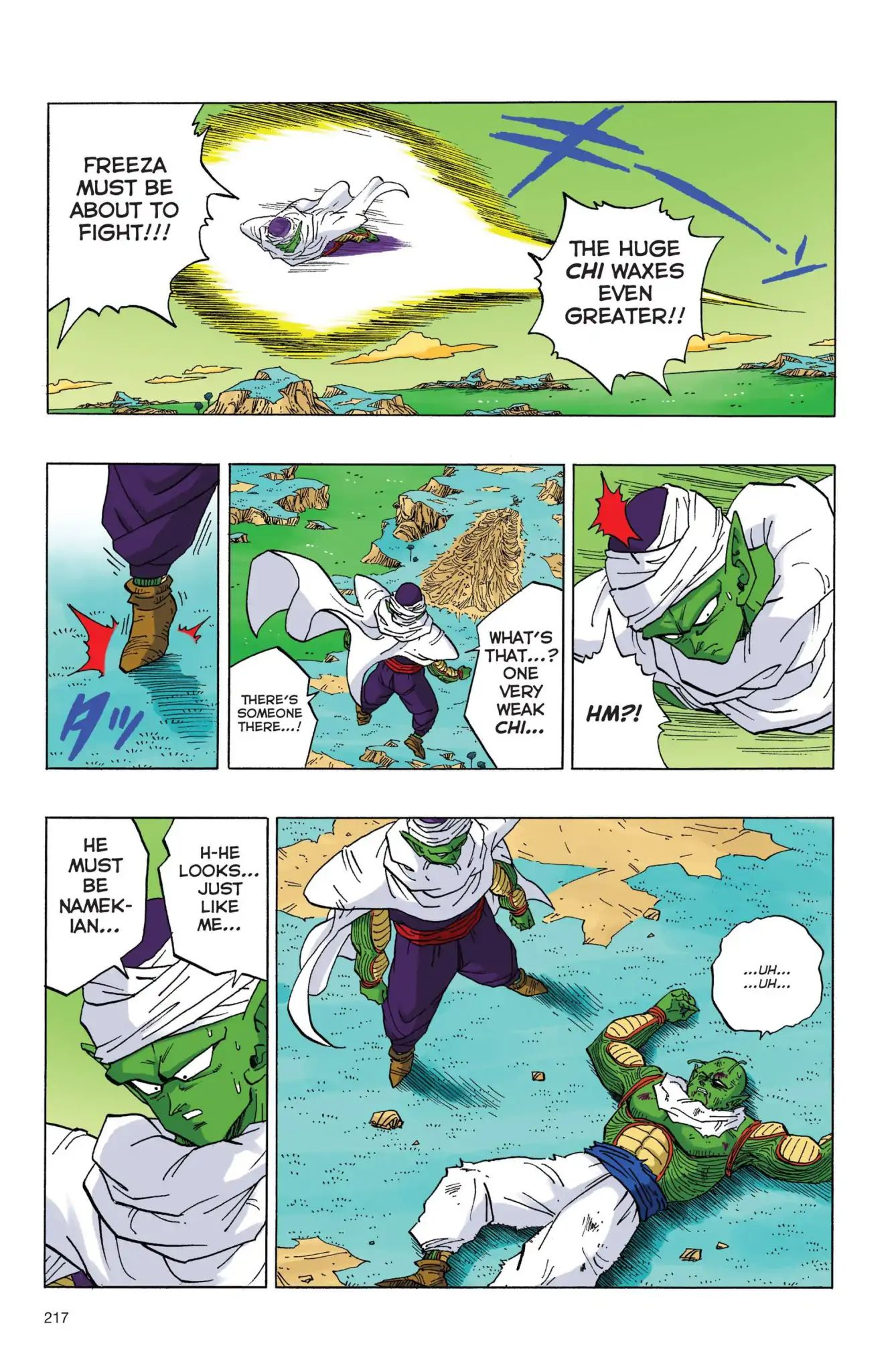 Dragon Ball Full Color Freeza Arc Chapter 49  Online Free Manga Read Image 14