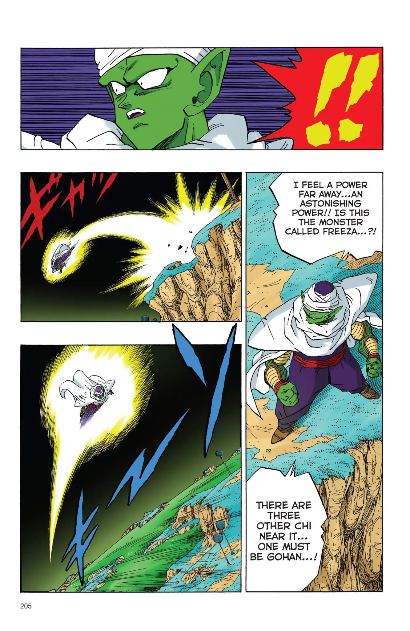 Dragon Ball Full Color Freeza Arc Chapter 49  Online Free Manga Read Image 2