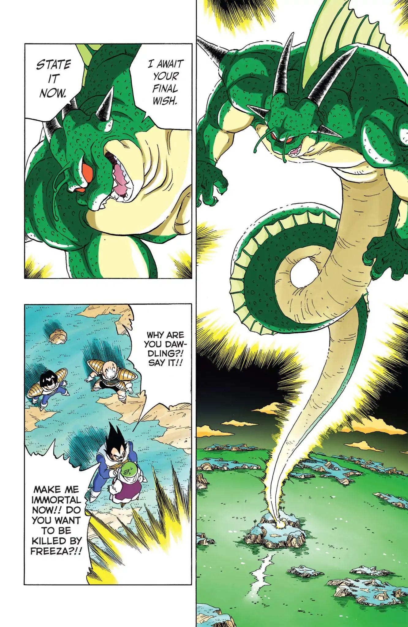 Dragon Ball Full Color Freeza Arc Chapter 49  Online Free Manga Read Image 3