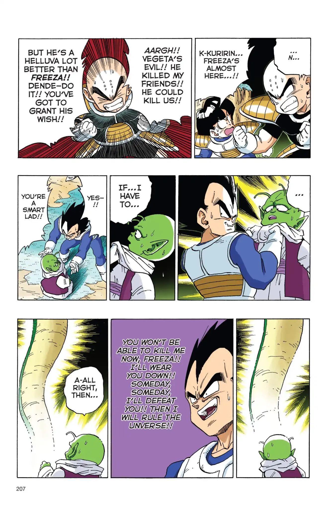 Dragon Ball Full Color Freeza Arc Chapter 49  Online Free Manga Read Image 4