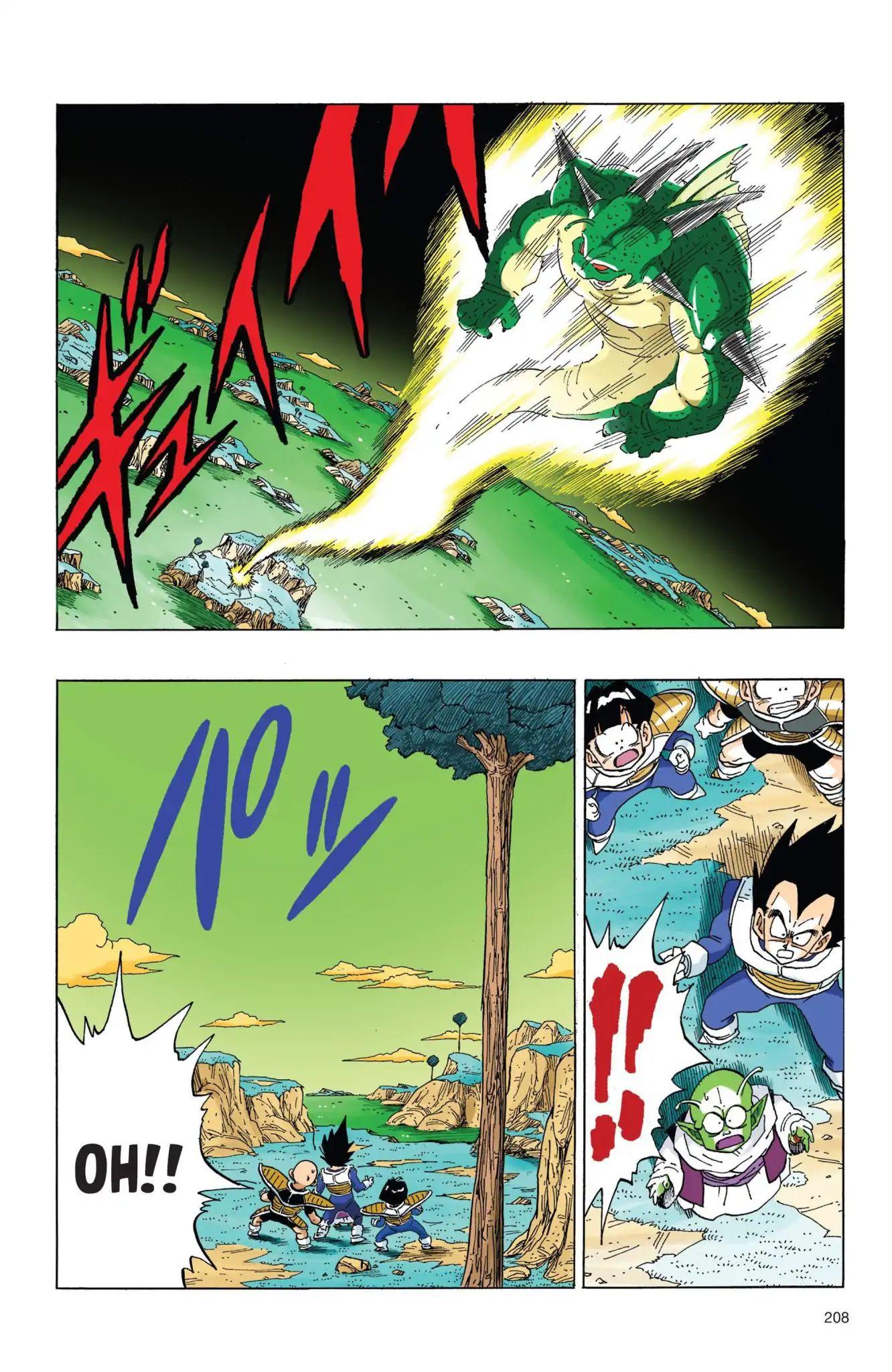 Dragon Ball Full Color Freeza Arc Chapter 49  Online Free Manga Read Image 5