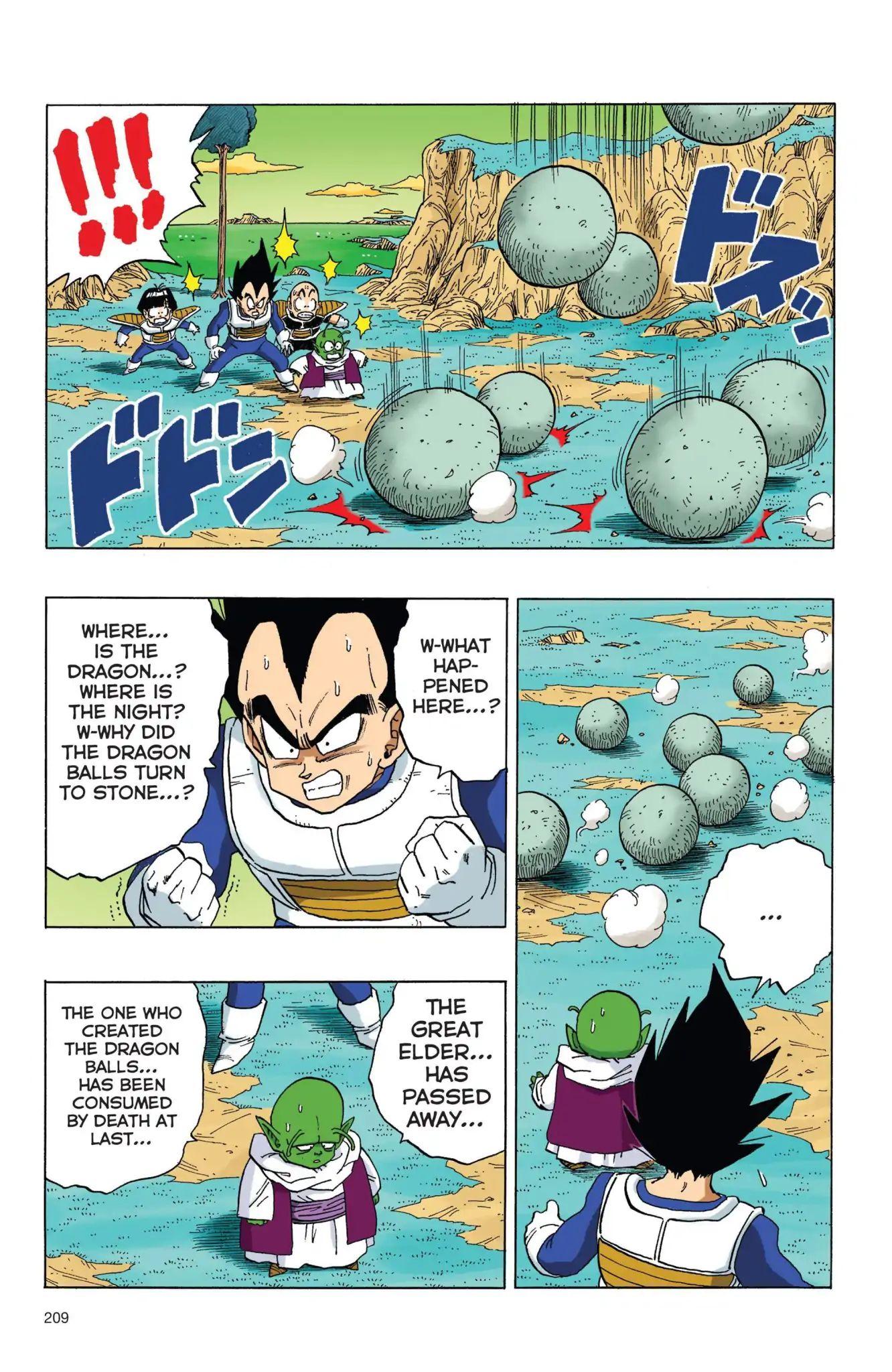 Dragon Ball Full Color Freeza Arc Chapter 49  Online Free Manga Read Image 6