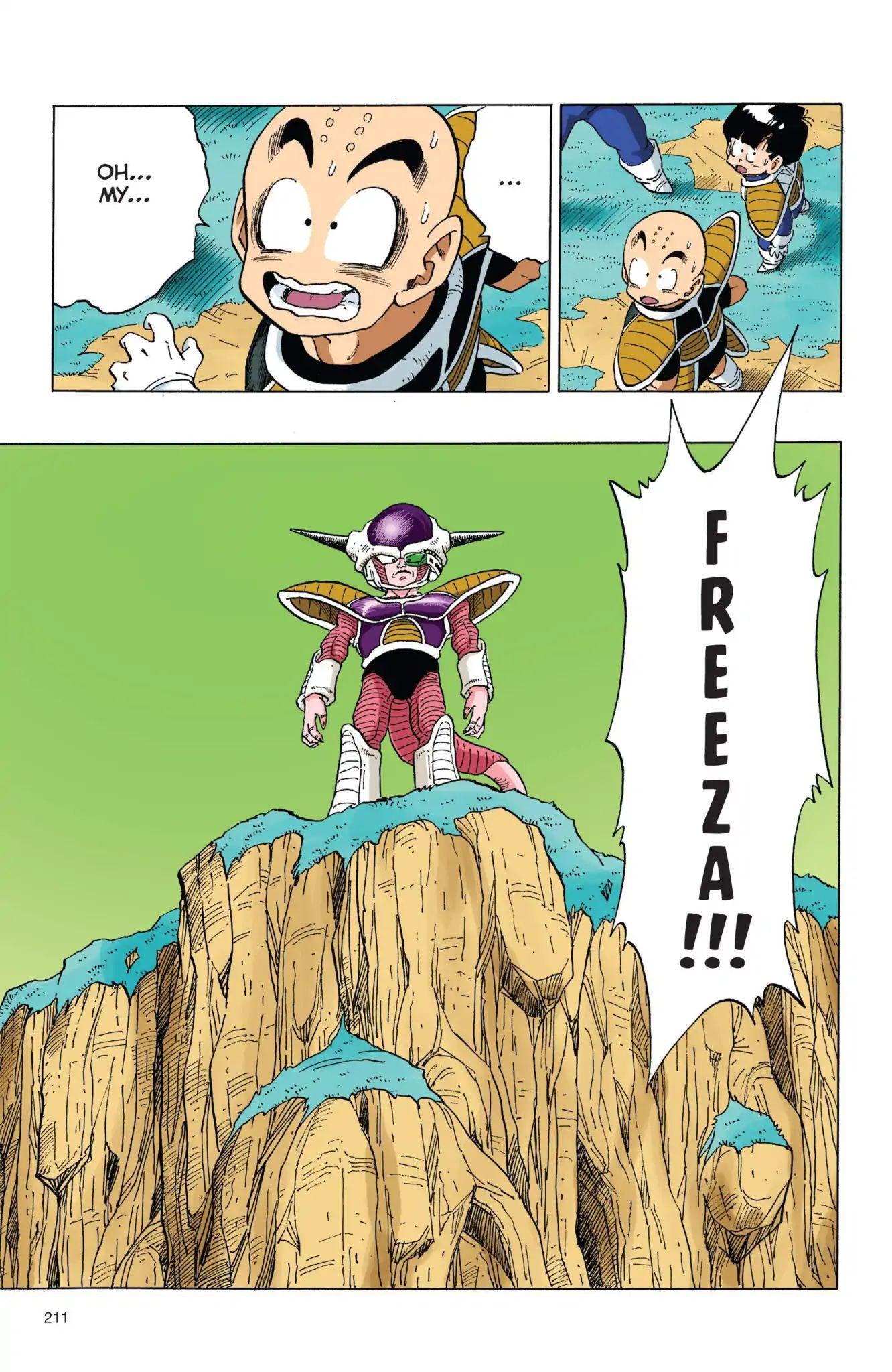 Dragon Ball Full Color Freeza Arc Chapter 49  Online Free Manga Read Image 8