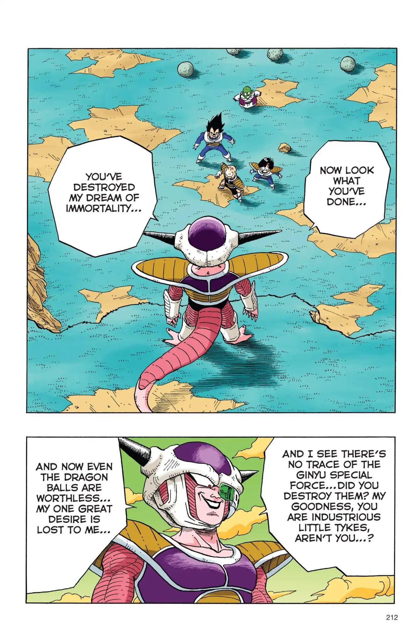 Dragon Ball Full Color Freeza Arc Chapter 49  Online Free Manga Read Image 9