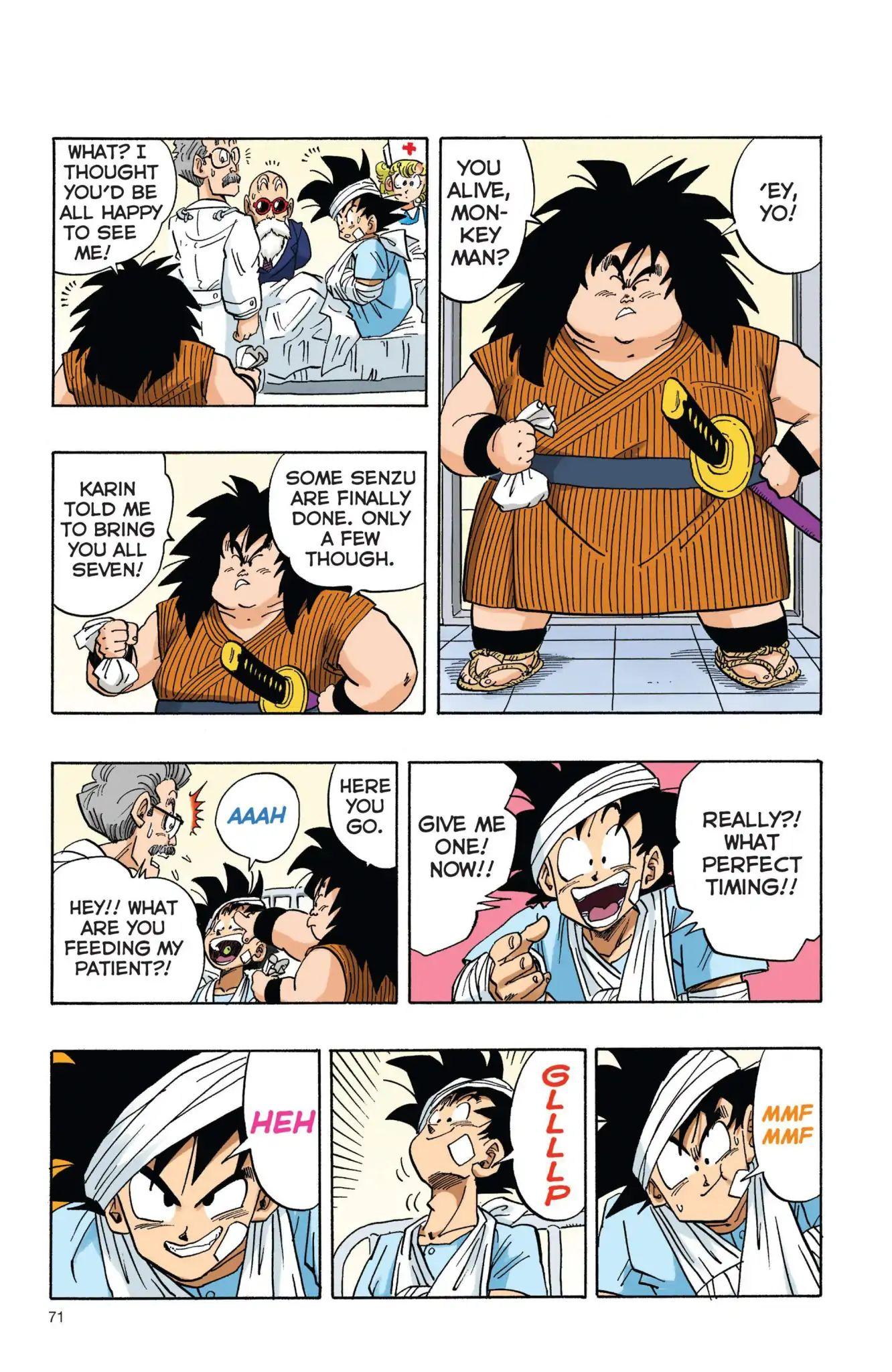 Dragon Ball Full Color Freeza Arc Chapter 5  Online Free Manga Read Image 10