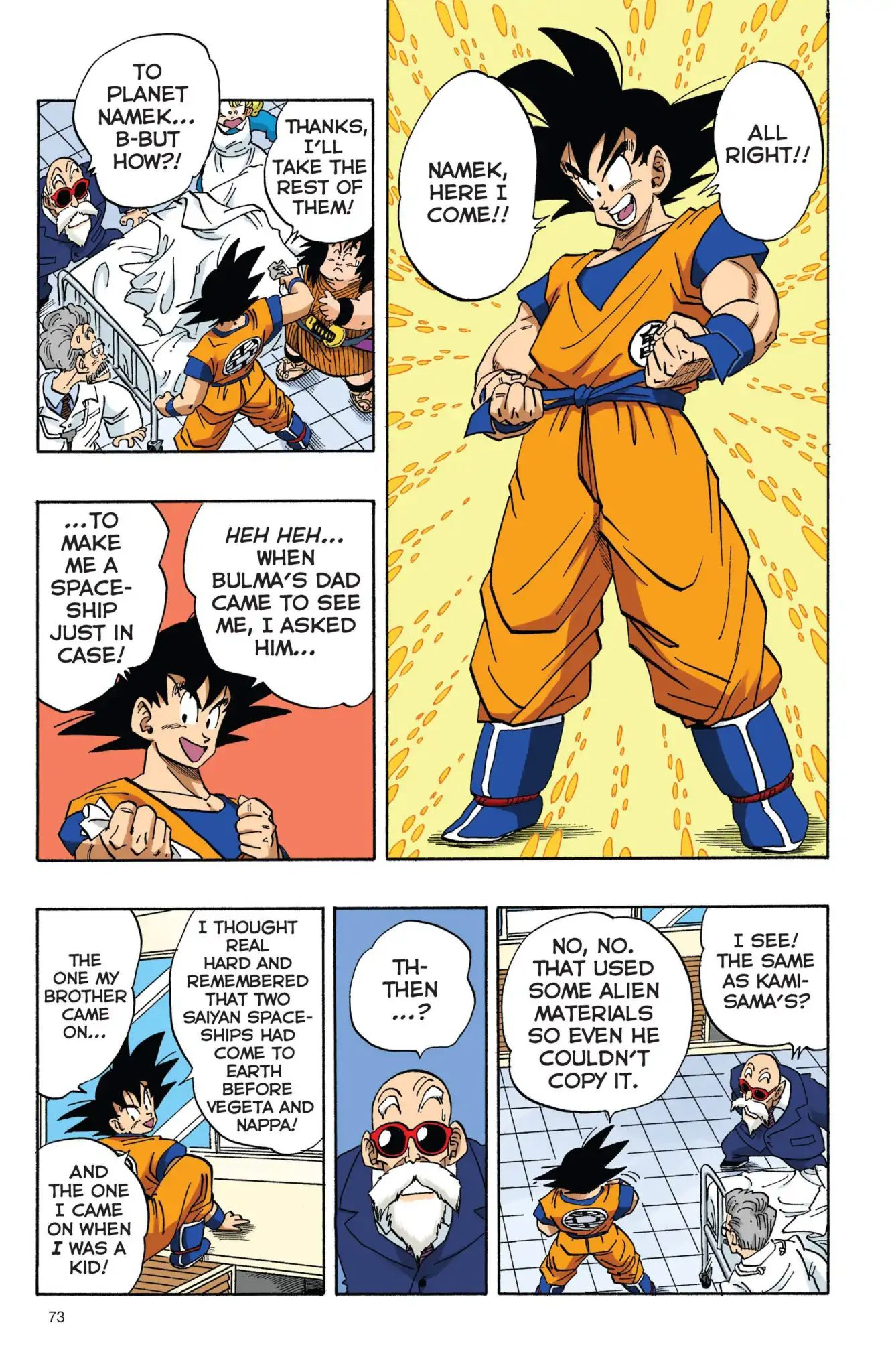 Dragon Ball Full Color Freeza Arc Chapter 5  Online Free Manga Read Image 12