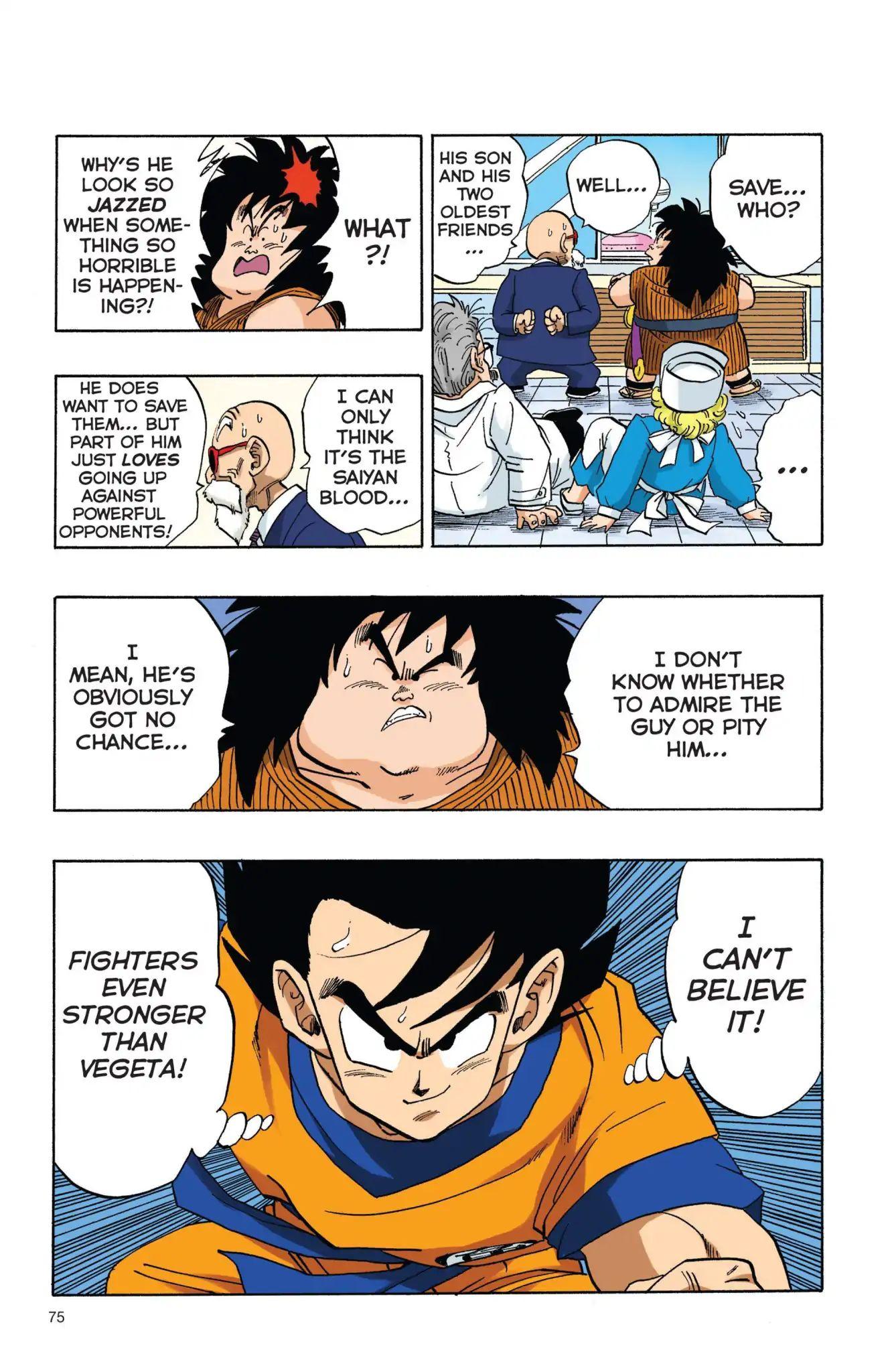 Dragon Ball Full Color Freeza Arc Chapter 5  Online Free Manga Read Image 14