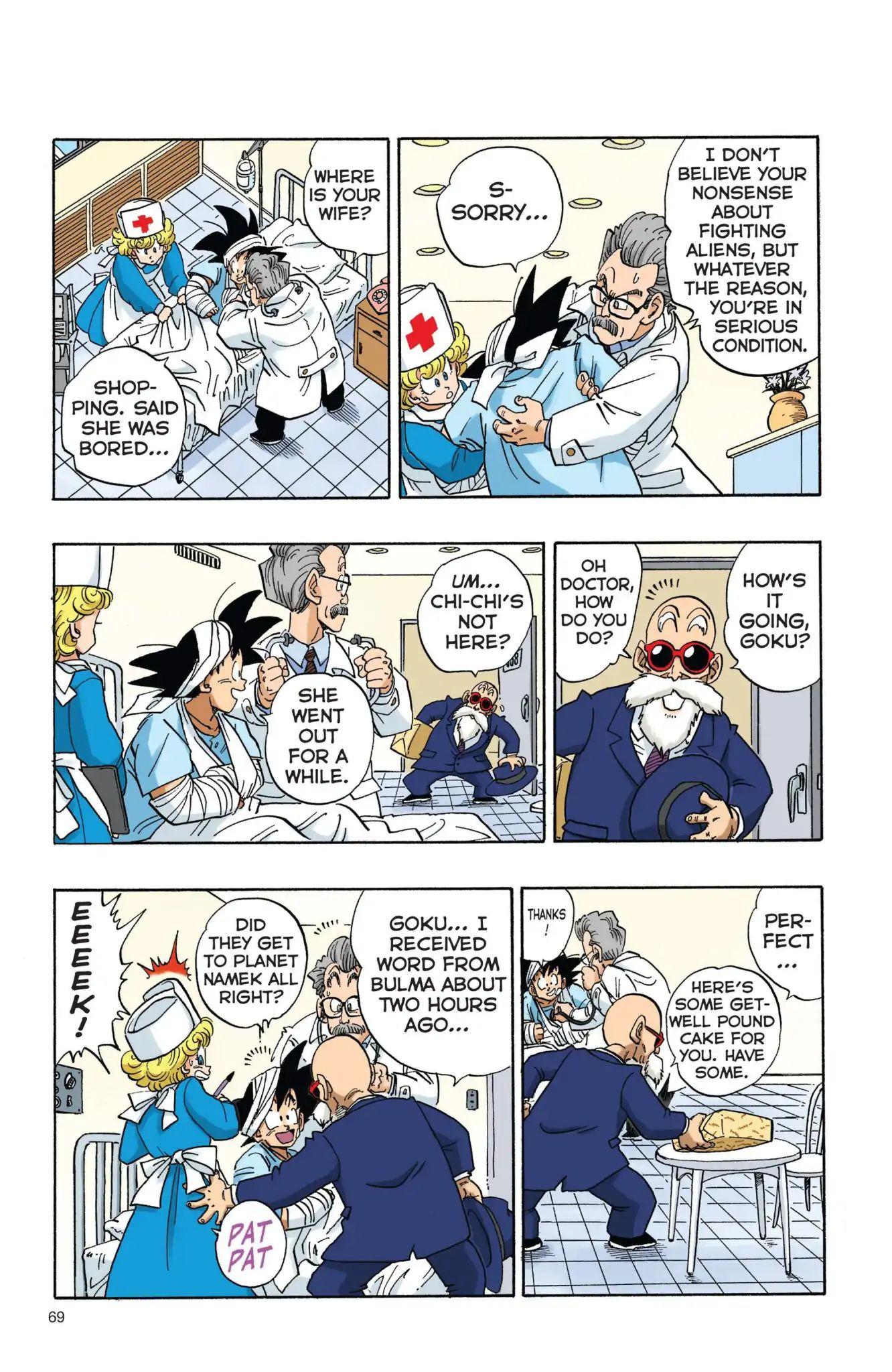 Dragon Ball Full Color Freeza Arc Chapter 5  Online Free Manga Read Image 8