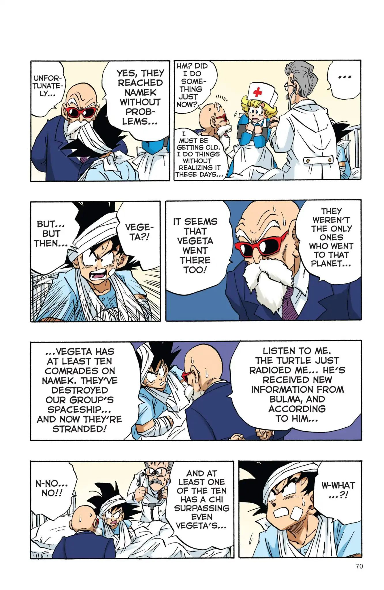 Dragon Ball Full Color Freeza Arc Chapter 5  Online Free Manga Read Image 9