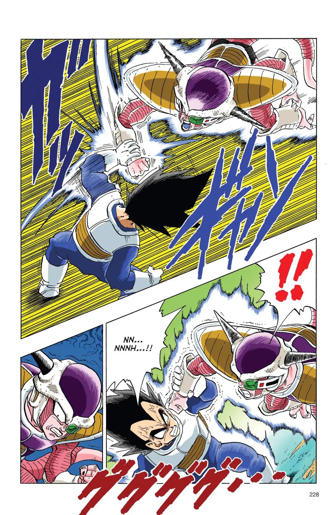 Dragon Ball Full Color Freeza Arc Chapter 50  Online Free Manga Read Image 11