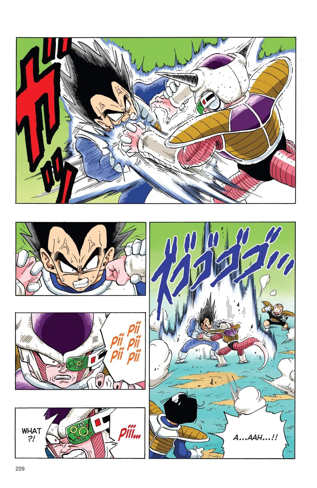 Dragon Ball Full Color Freeza Arc Chapter 50  Online Free Manga Read Image 12