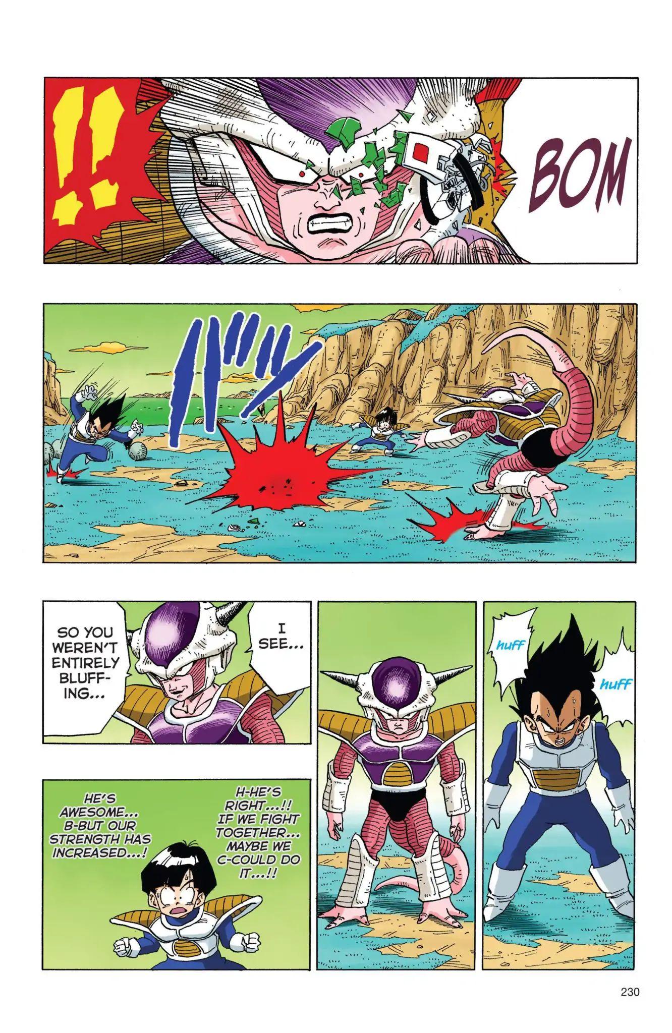 Dragon Ball Full Color Freeza Arc Chapter 50  Online Free Manga Read Image 13
