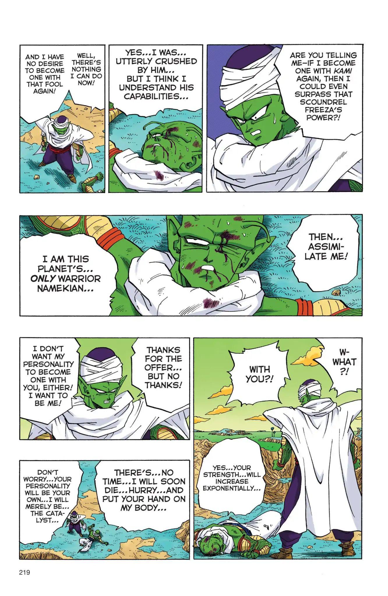 Dragon Ball Full Color Freeza Arc Chapter 50  Online Free Manga Read Image 2