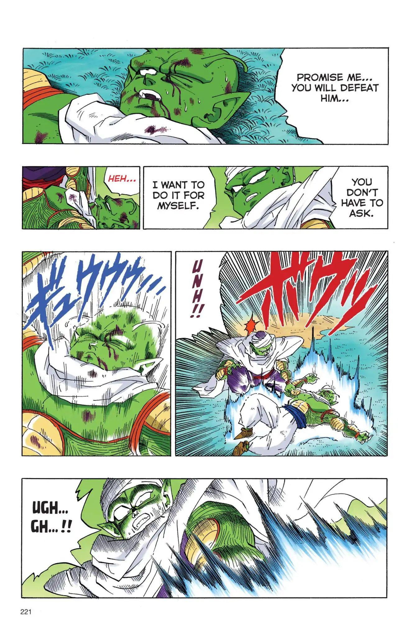 Dragon Ball Full Color Freeza Arc Chapter 50  Online Free Manga Read Image 4