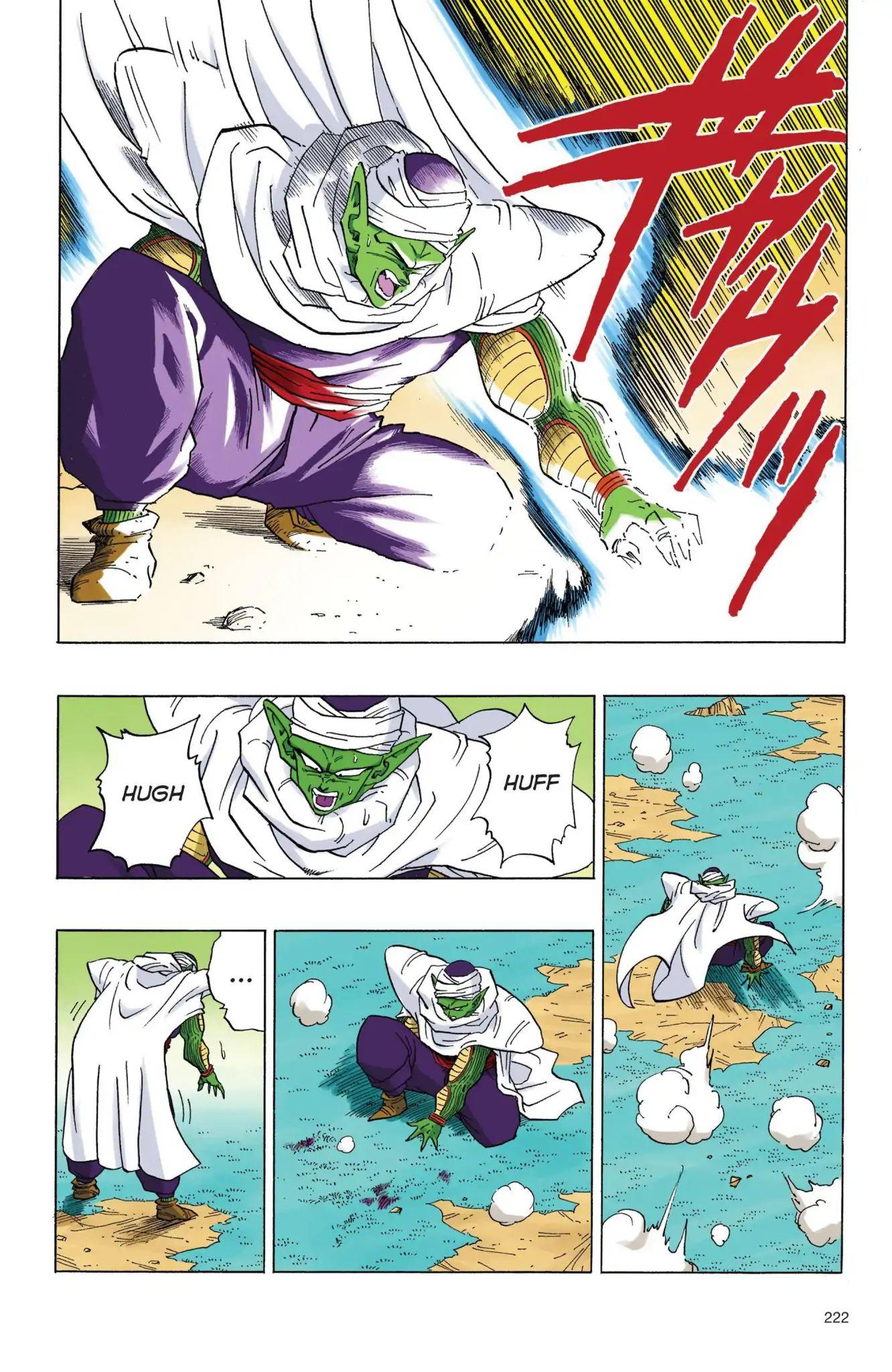 Dragon Ball Full Color Freeza Arc Chapter 50  Online Free Manga Read Image 5