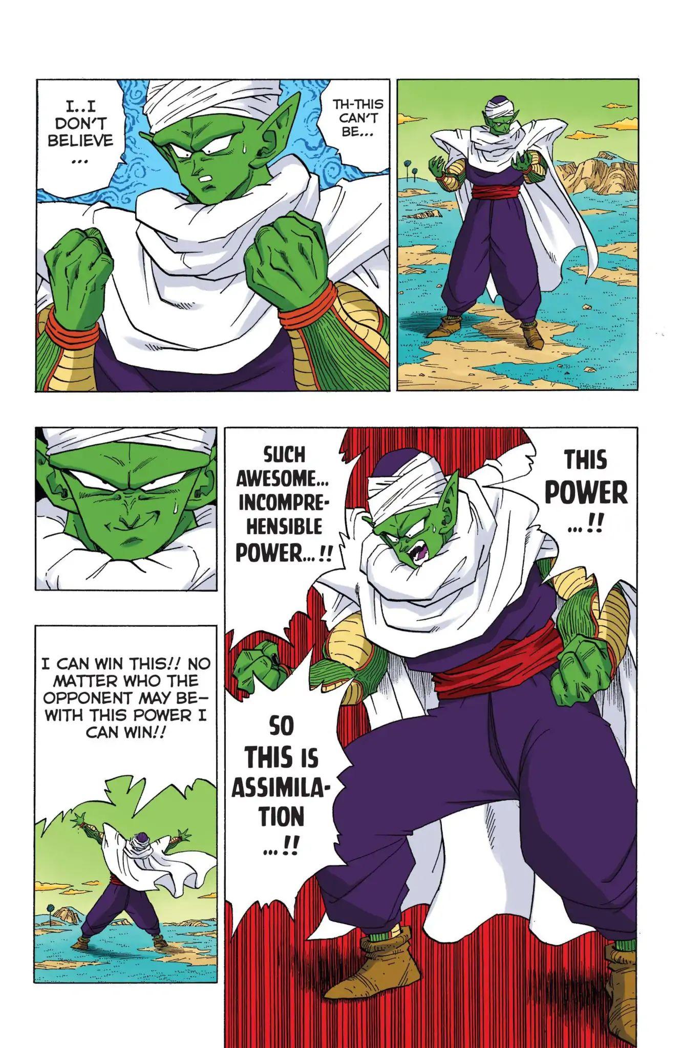 Dragon Ball Full Color Freeza Arc Chapter 50  Online Free Manga Read Image 6
