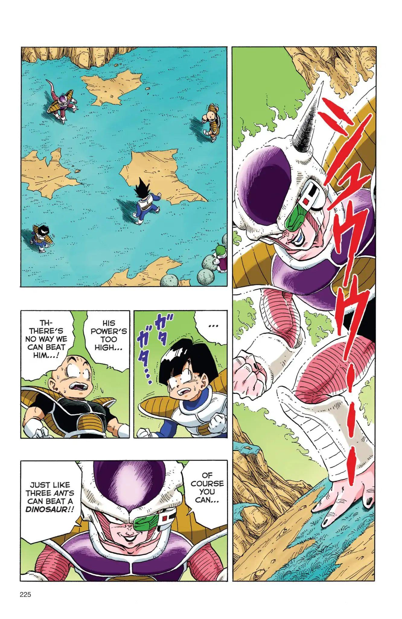 Dragon Ball Full Color Freeza Arc Chapter 50  Online Free Manga Read Image 8