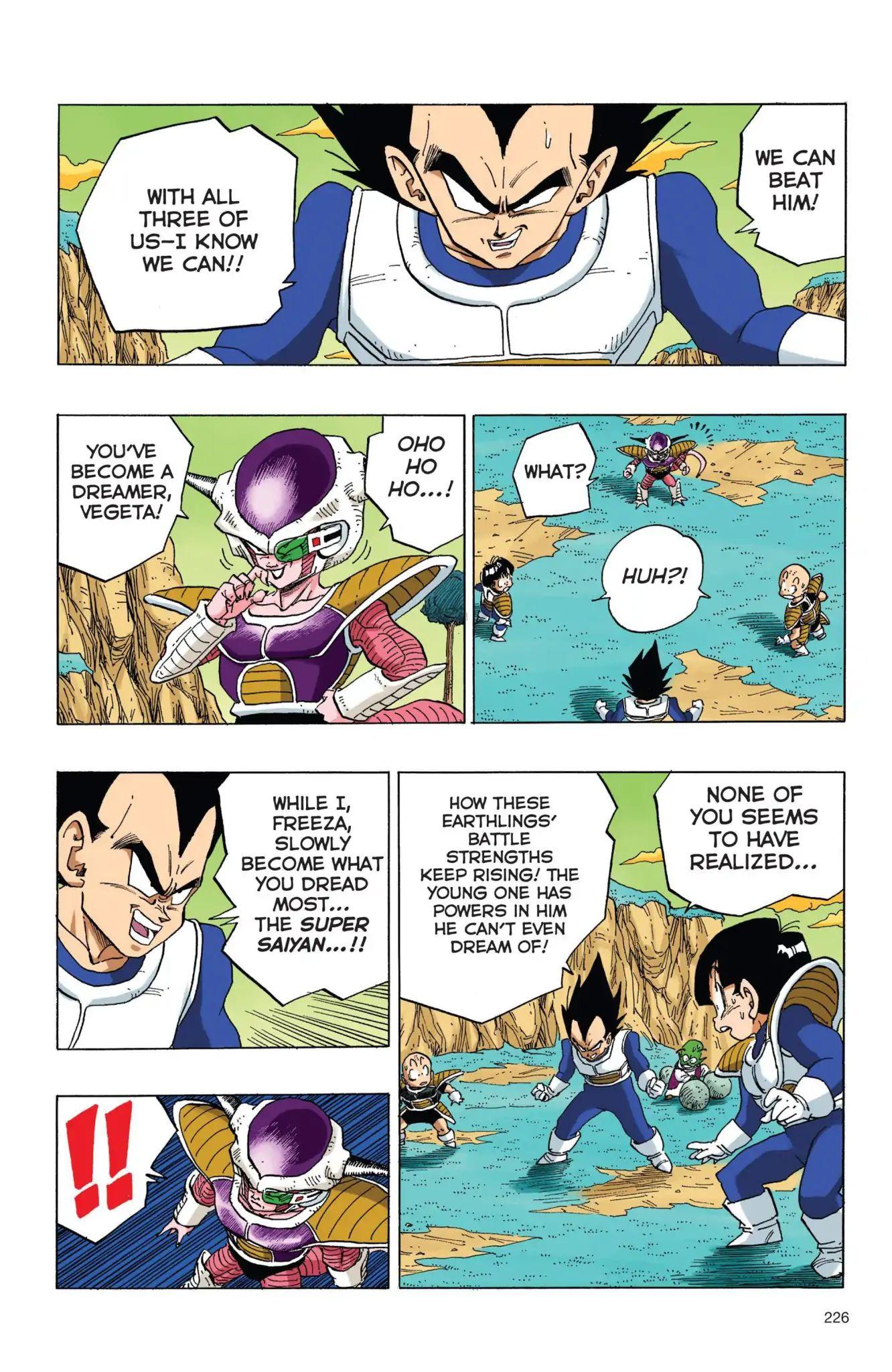 Dragon Ball Full Color Freeza Arc Chapter 50  Online Free Manga Read Image 9