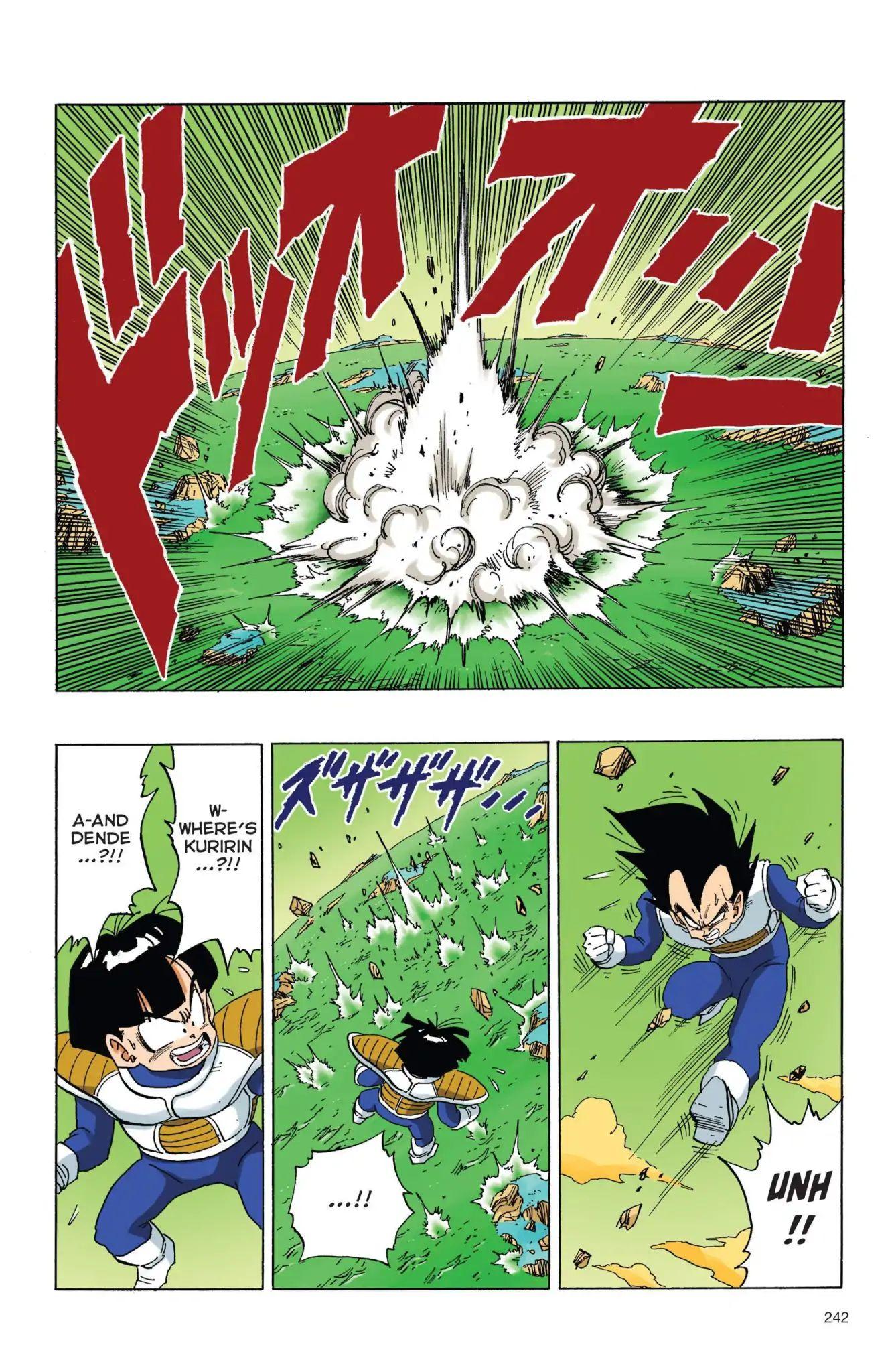 Dragon Ball Full Color Freeza Arc Chapter 51  Online Free Manga Read Image 11