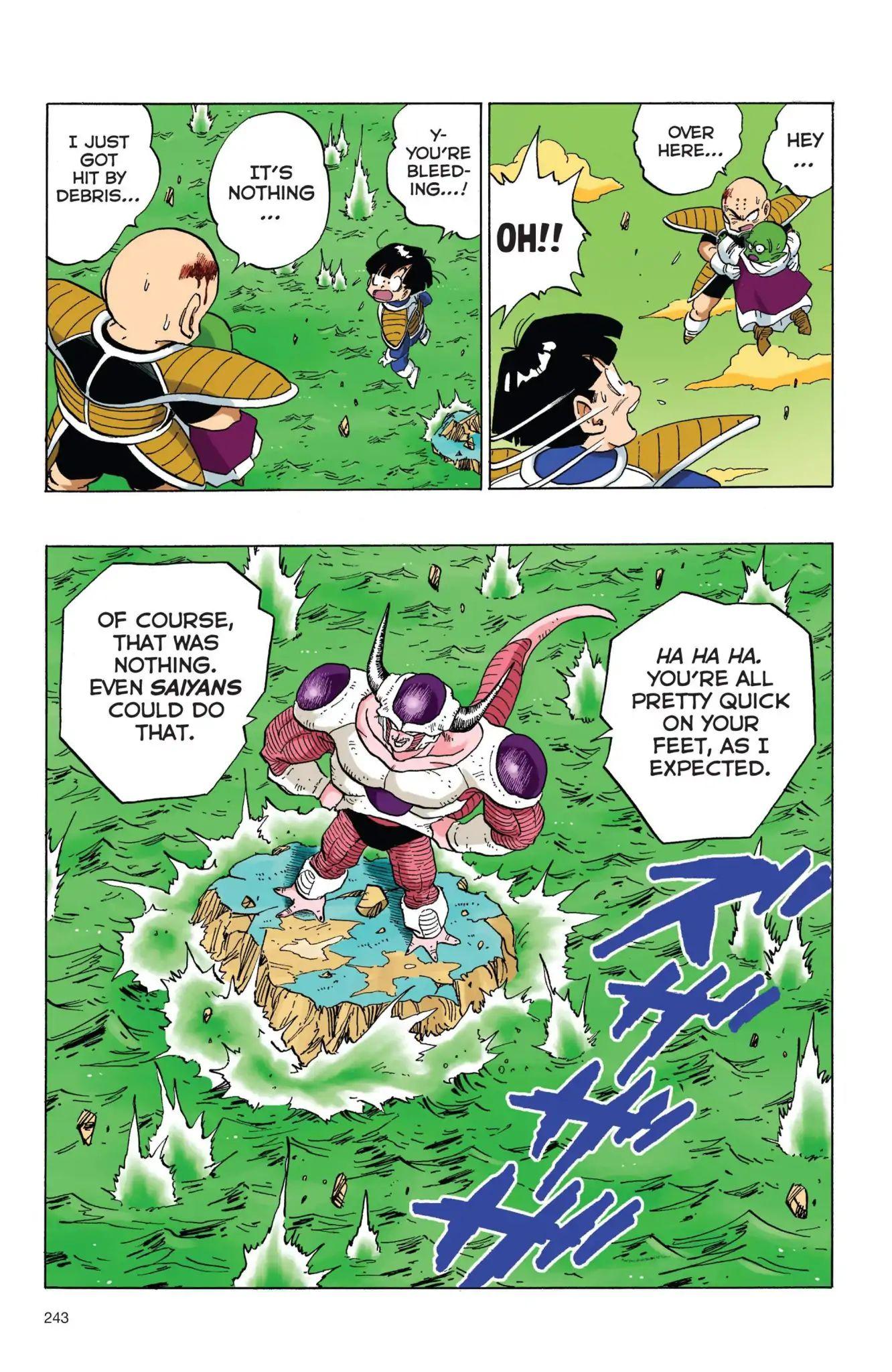 Dragon Ball Full Color Freeza Arc Chapter 51  Online Free Manga Read Image 12