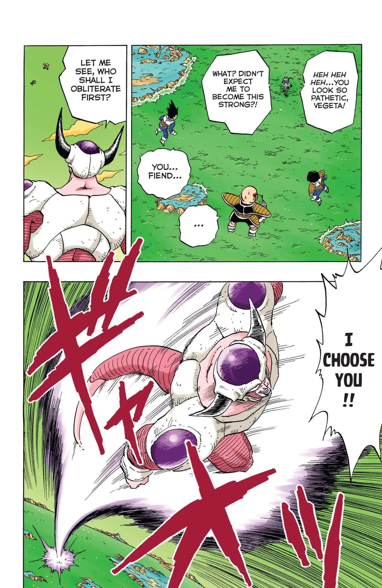 Dragon Ball Full Color Freeza Arc Chapter 51  Online Free Manga Read Image 13