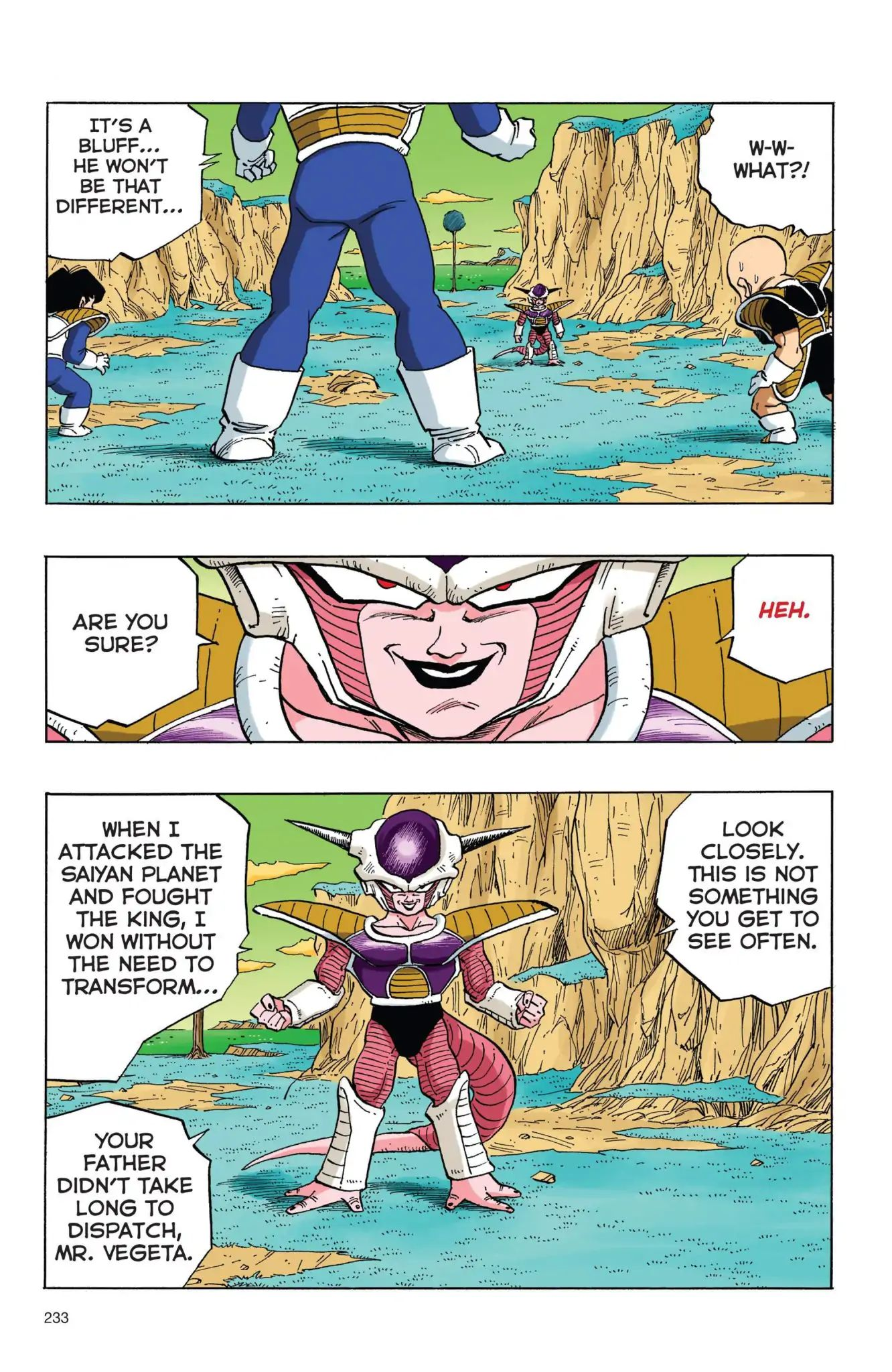 Dragon Ball Full Color Freeza Arc Chapter 51  Online Free Manga Read Image 2