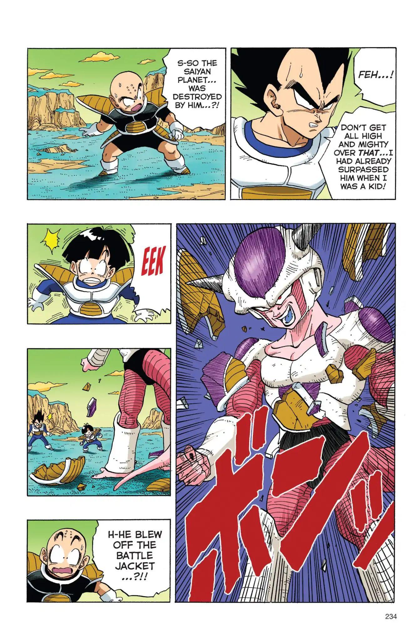 Dragon Ball Full Color Freeza Arc Chapter 51  Online Free Manga Read Image 3