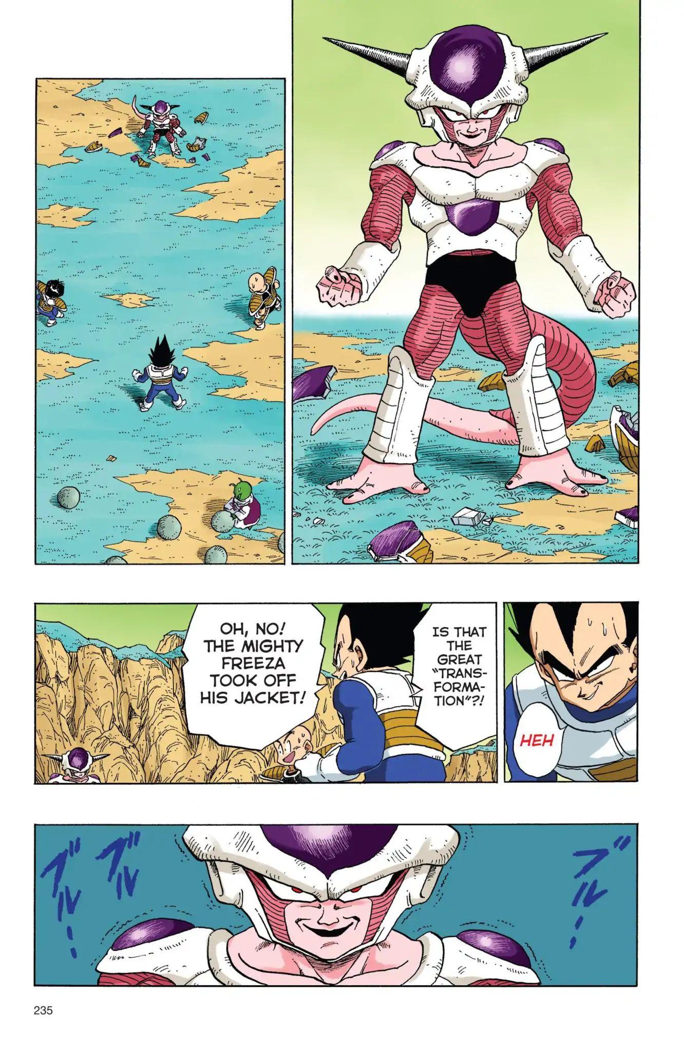 Dragon Ball Full Color Freeza Arc Chapter 51  Online Free Manga Read Image 4