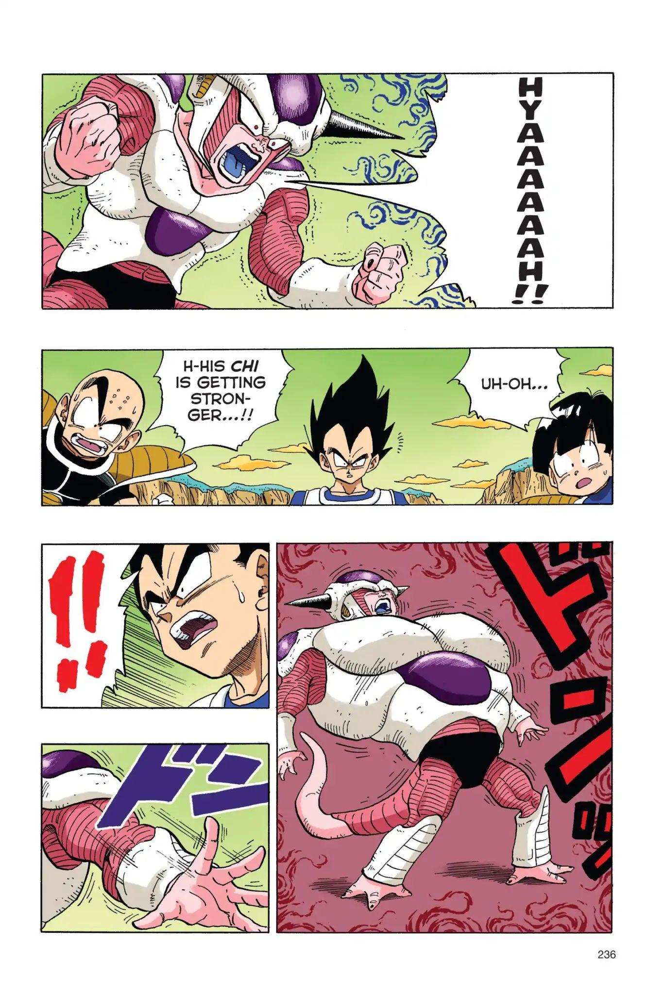 Dragon Ball Full Color Freeza Arc Chapter 51  Online Free Manga Read Image 5