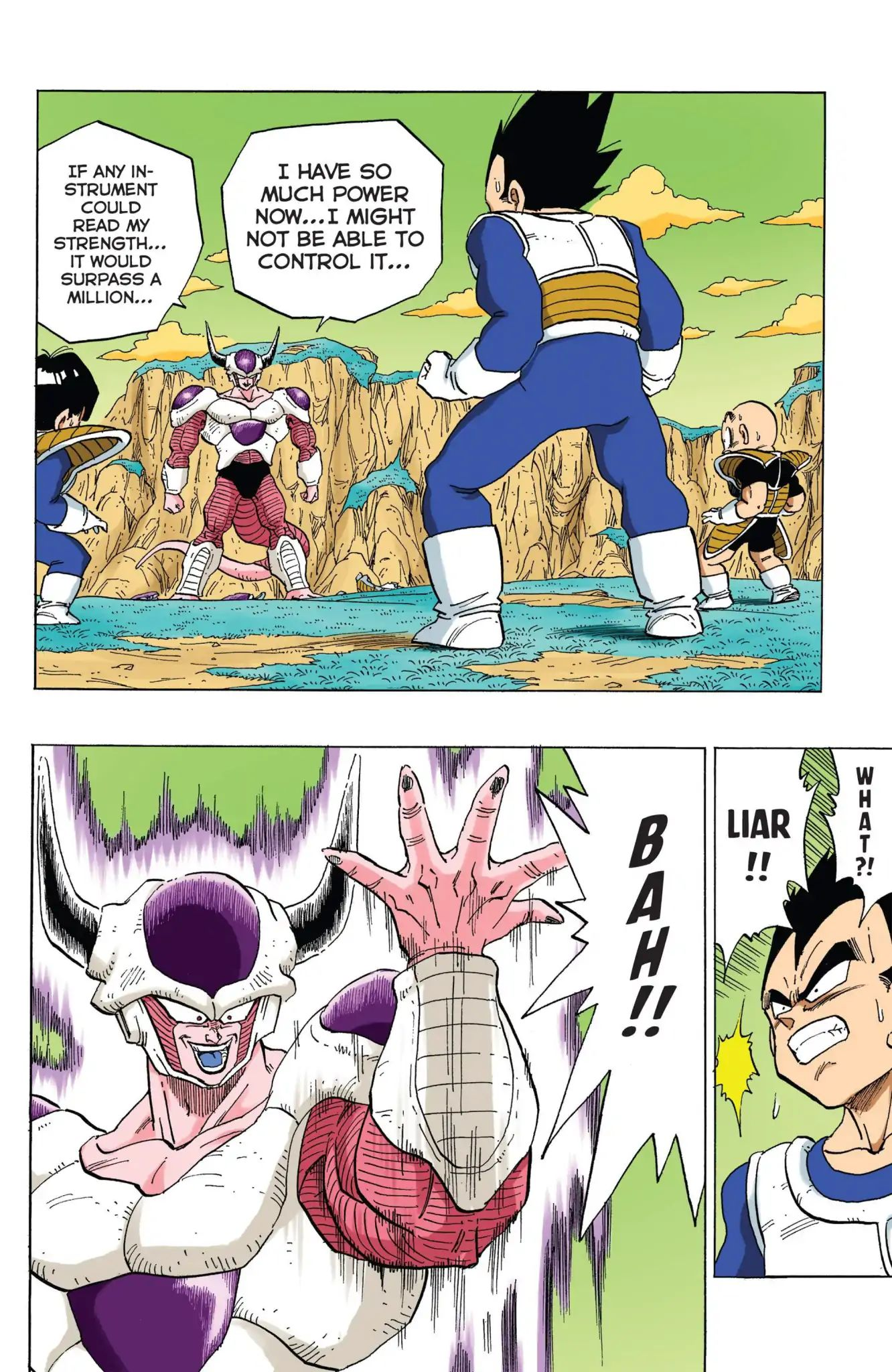 Dragon Ball Full Color Freeza Arc Chapter 51  Online Free Manga Read Image 9