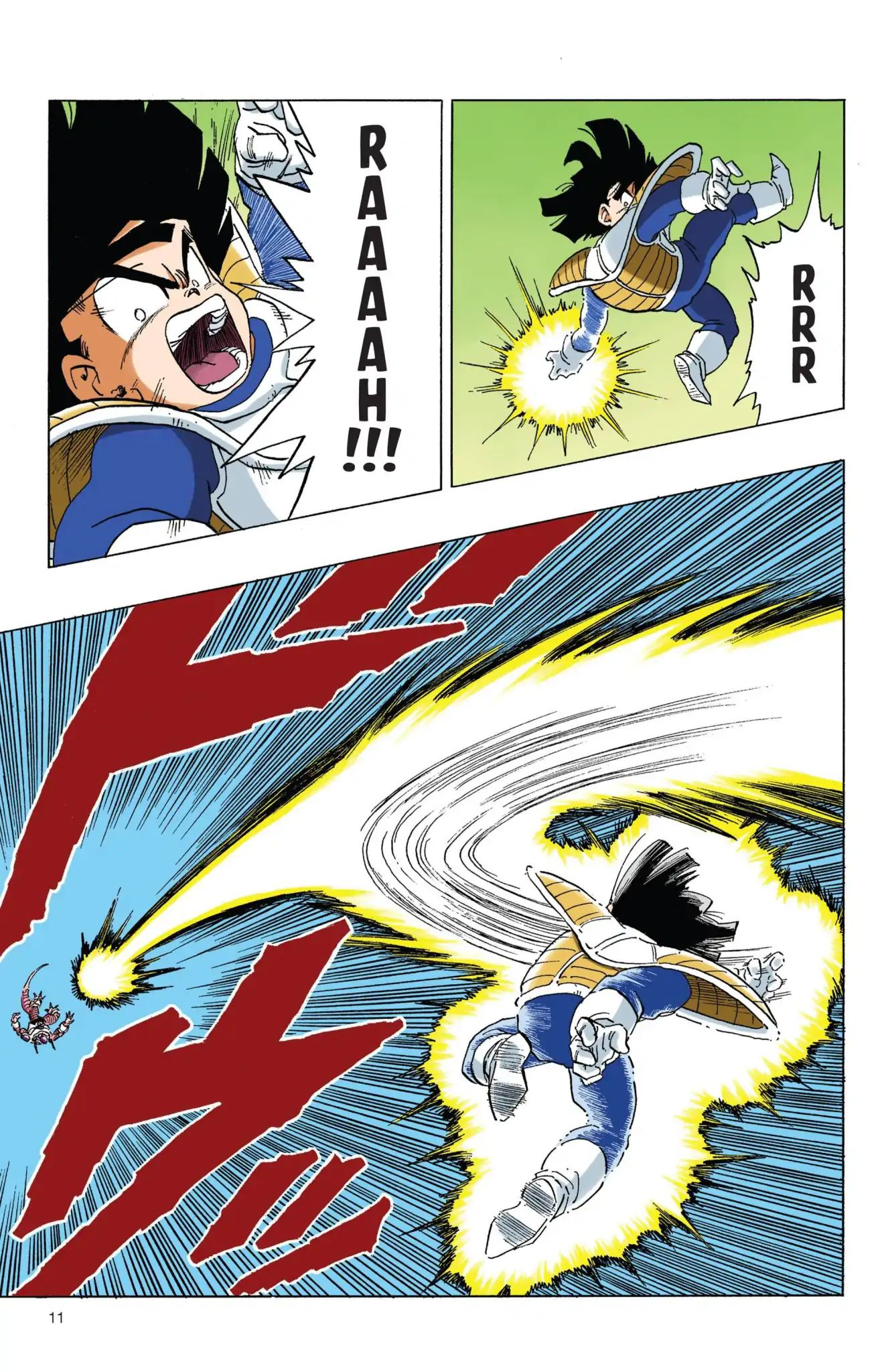 Dragon Ball Full Color Freeza Arc Chapter 52  Online Free Manga Read Image 12