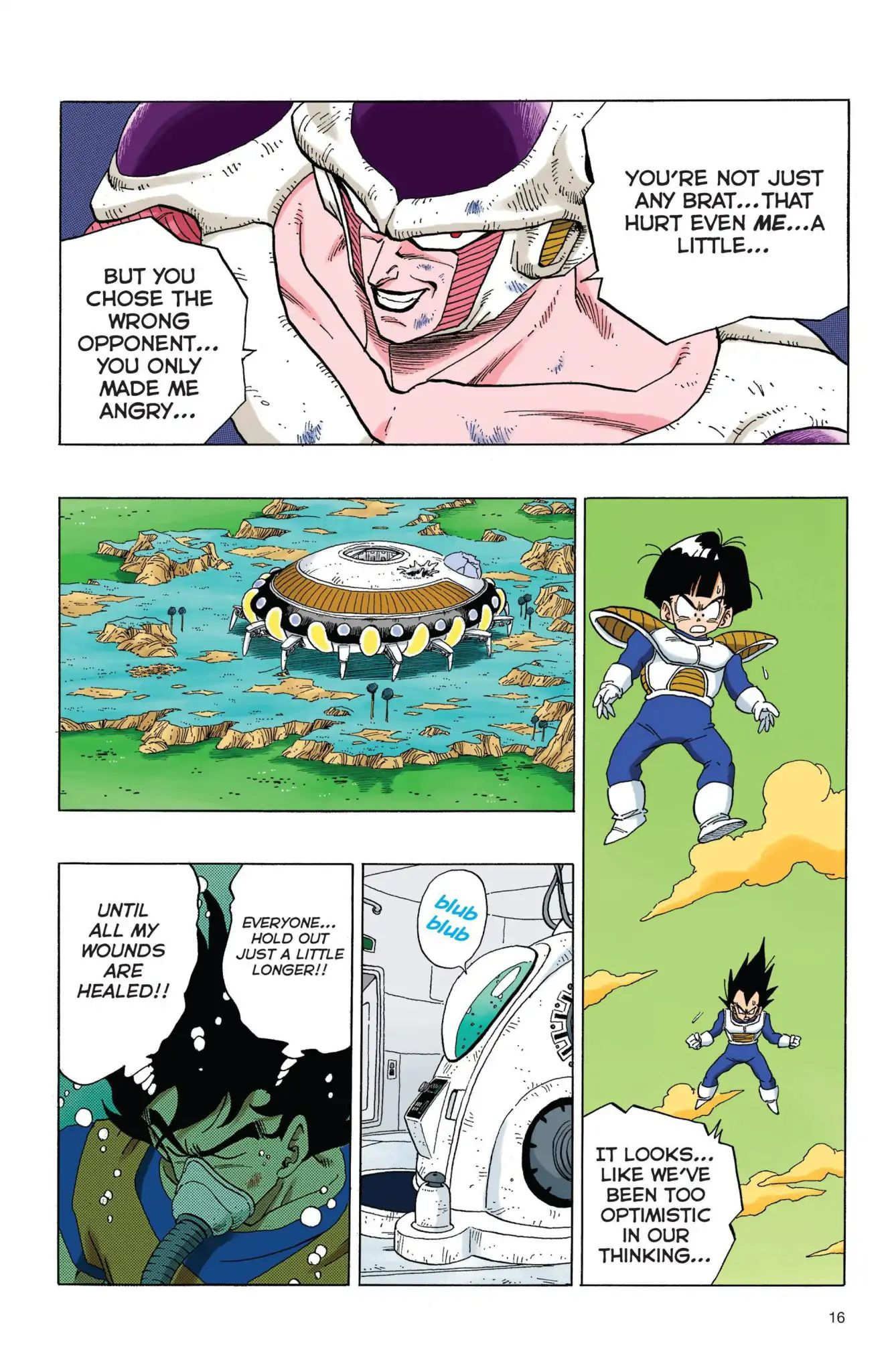 Dragon Ball Full Color Freeza Arc Chapter 52  Online Free Manga Read Image 17
