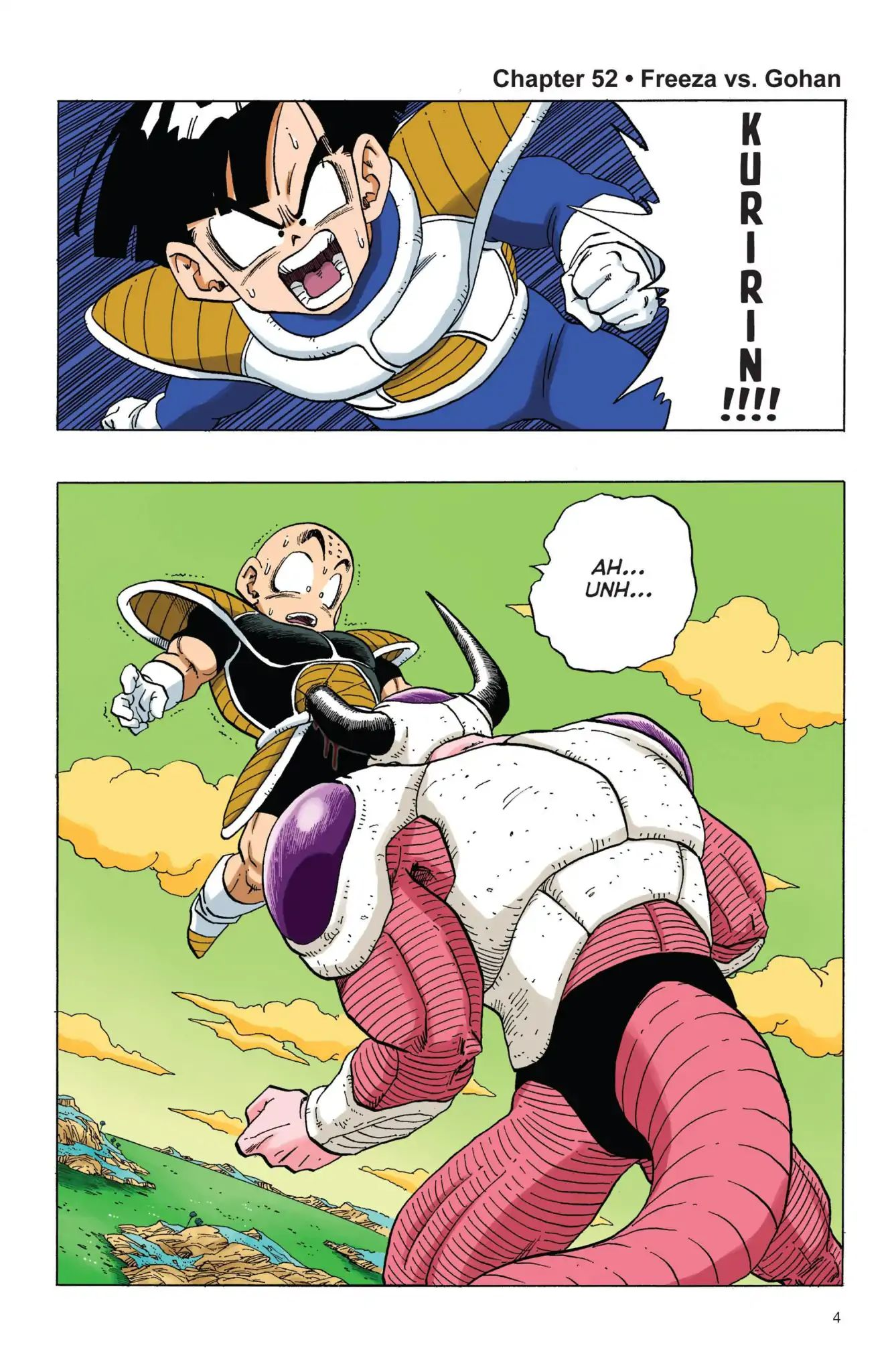 Dragon Ball Full Color Freeza Arc Chapter 52  Online Free Manga Read Image 5