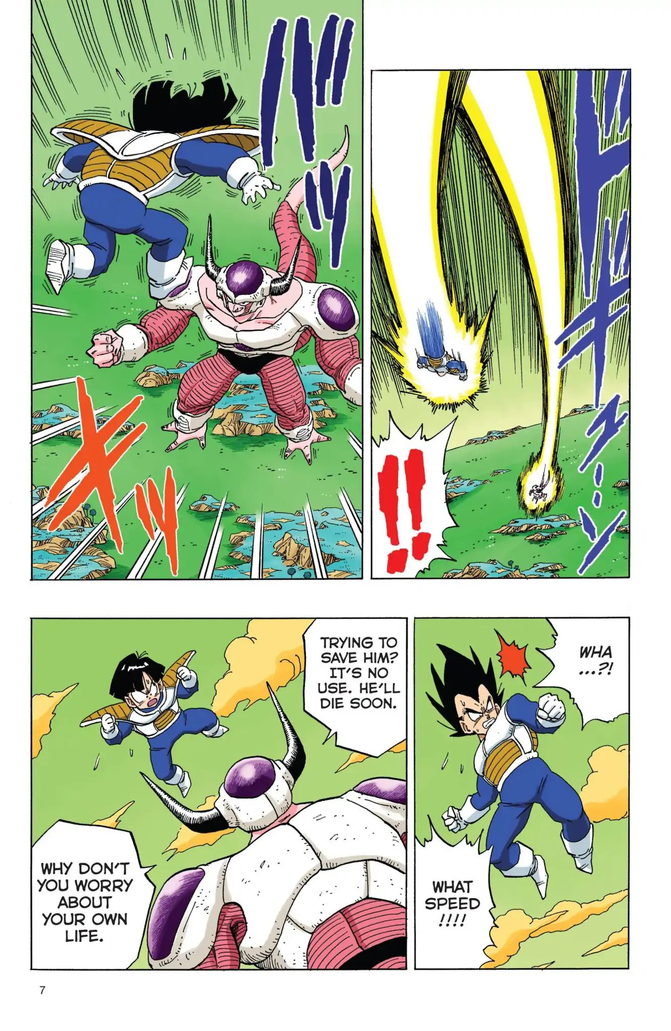 Dragon Ball Full Color Freeza Arc Chapter 52  Online Free Manga Read Image 8