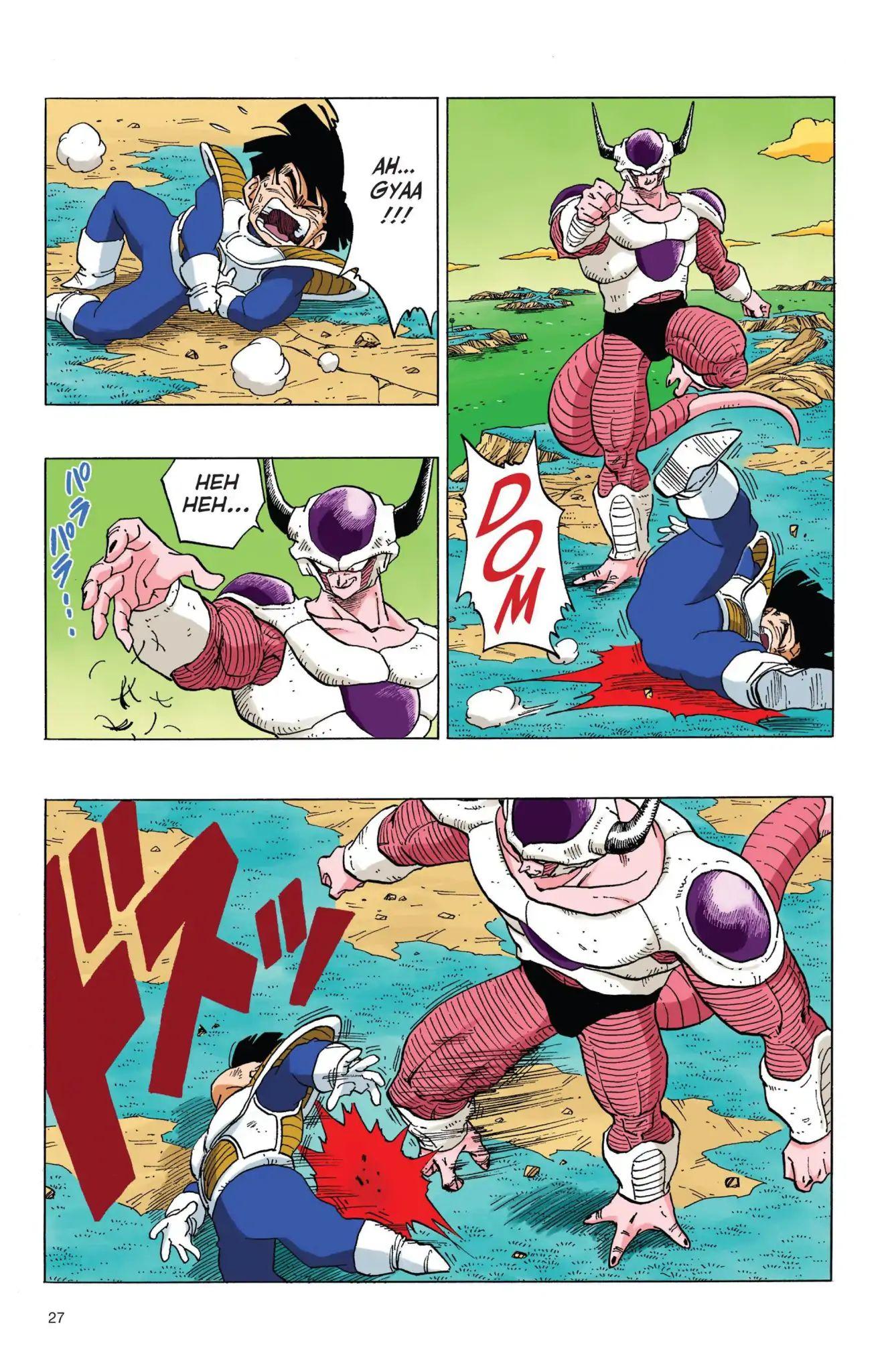 Dragon Ball Full Color Freeza Arc Chapter 53  Online Free Manga Read Image 10