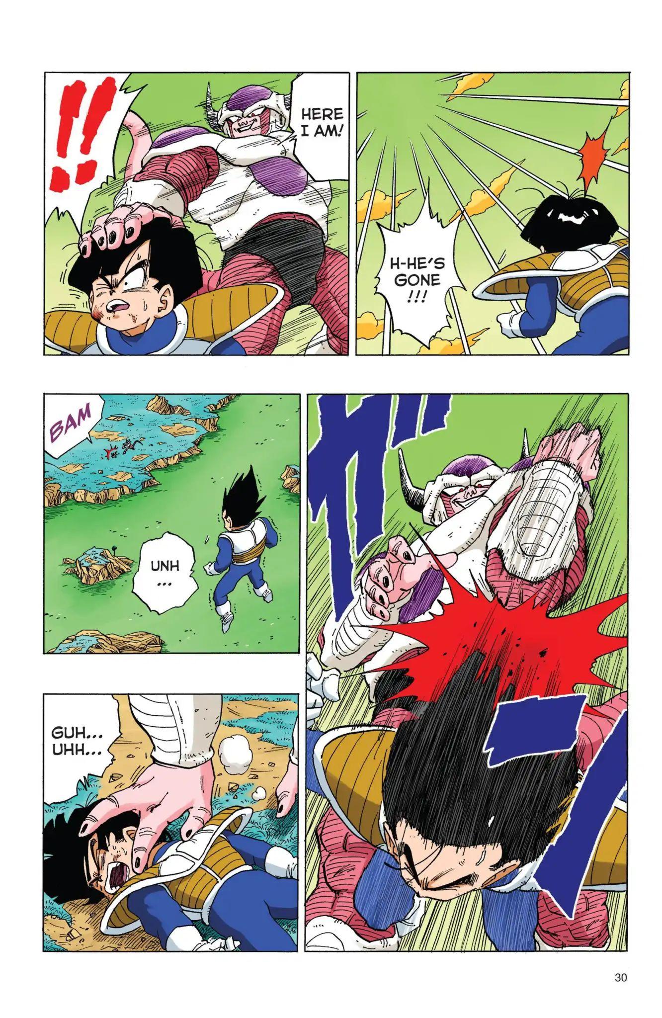 Dragon Ball Full Color Freeza Arc Chapter 53  Online Free Manga Read Image 13