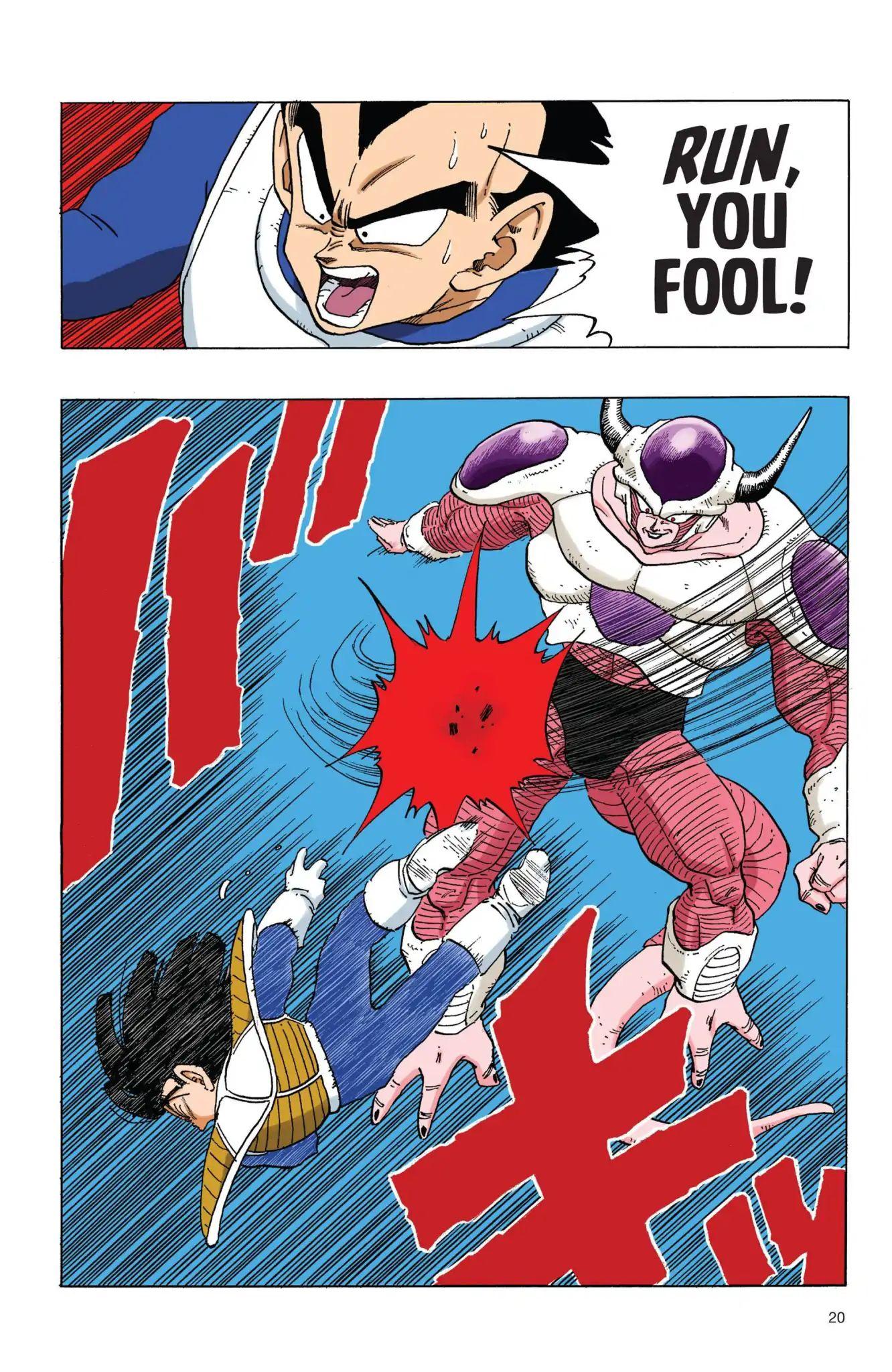 Dragon Ball Full Color Freeza Arc Chapter 53  Online Free Manga Read Image 3