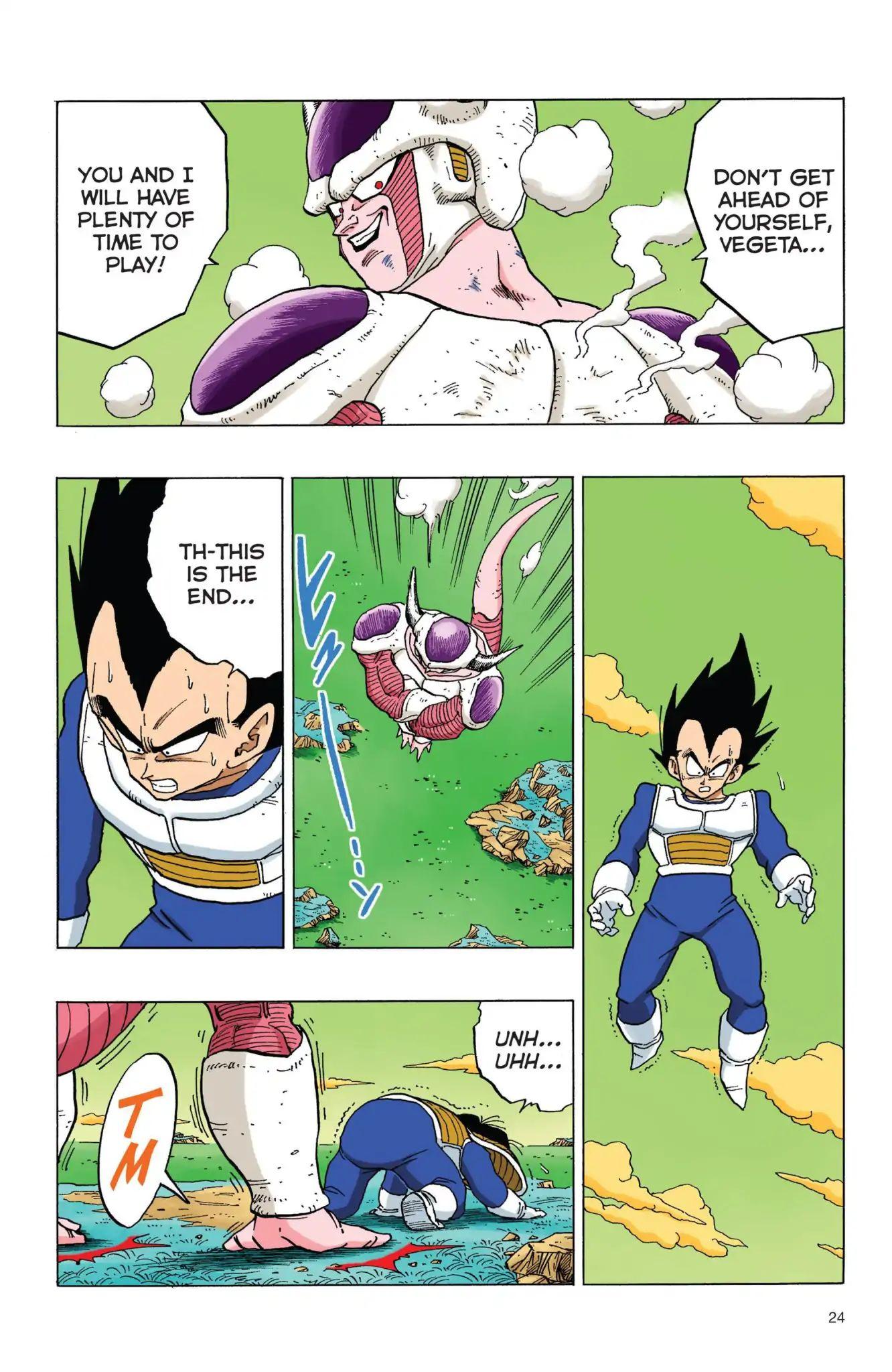 Dragon Ball Full Color Freeza Arc Chapter 53  Online Free Manga Read Image 7