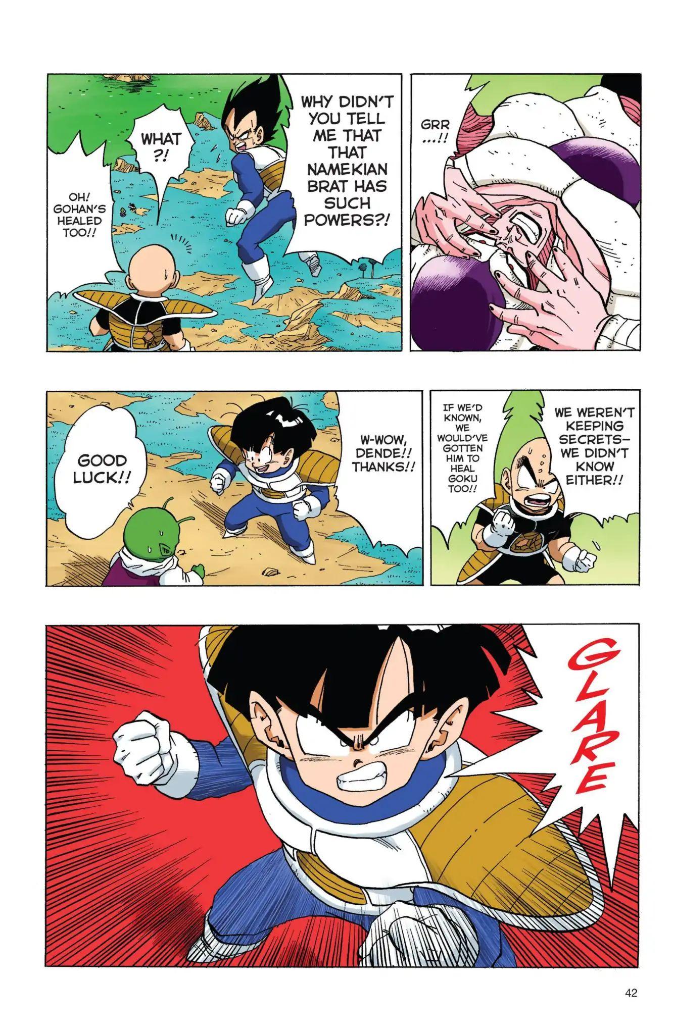 Dragon Ball Full Color Freeza Arc Chapter 54  Online Free Manga Read Image 11