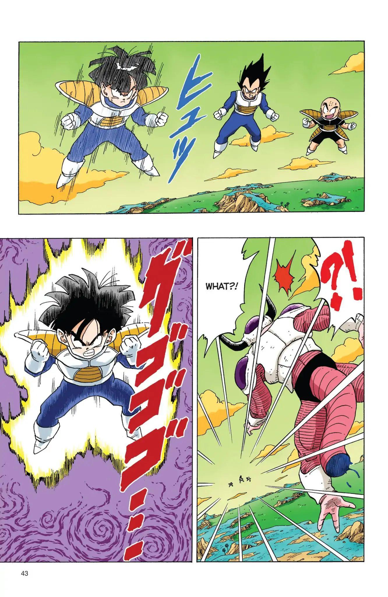 Dragon Ball Full Color Freeza Arc Chapter 54  Online Free Manga Read Image 12