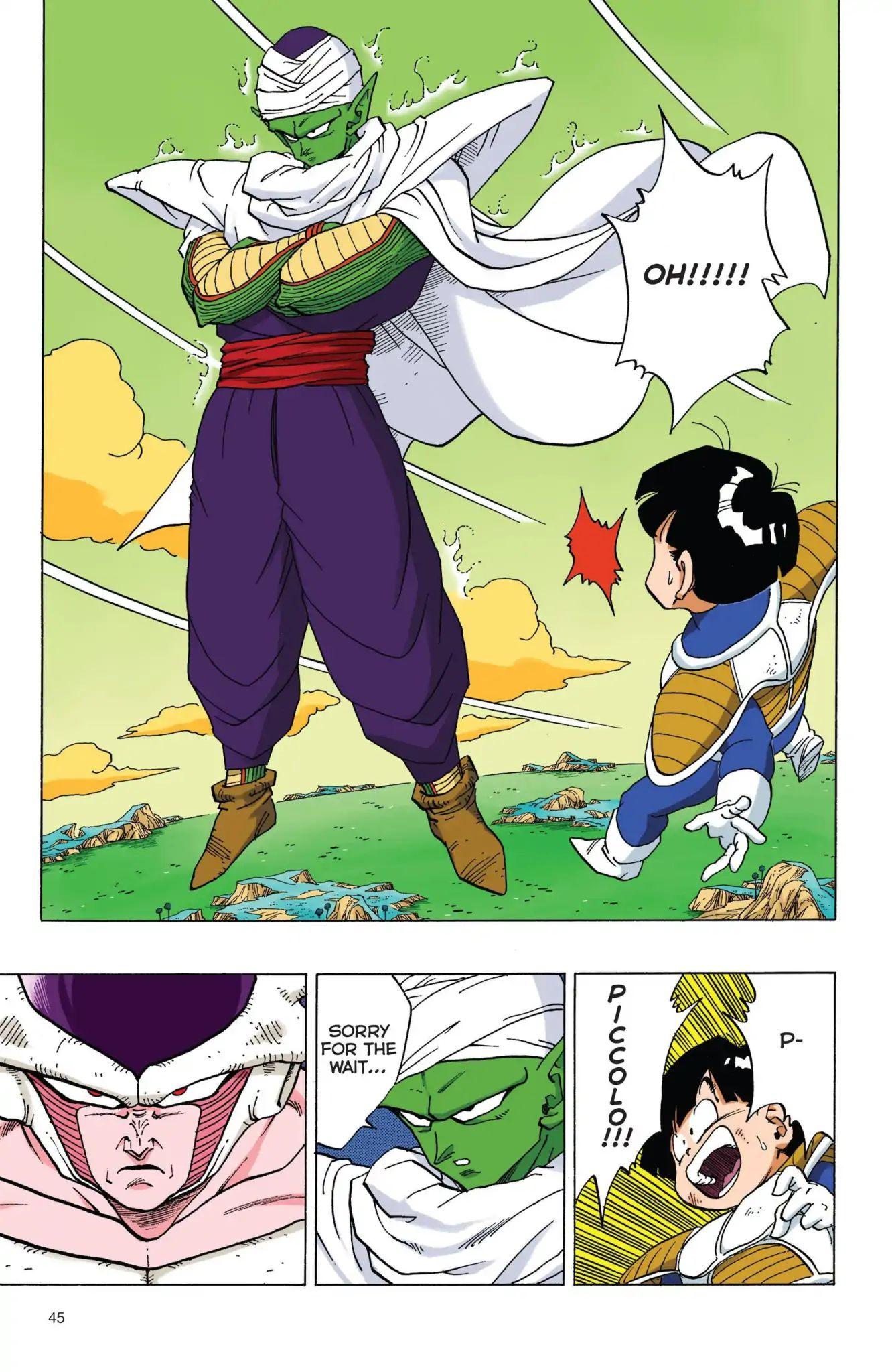 Dragon Ball Full Color Freeza Arc Chapter 54  Online Free Manga Read Image 14