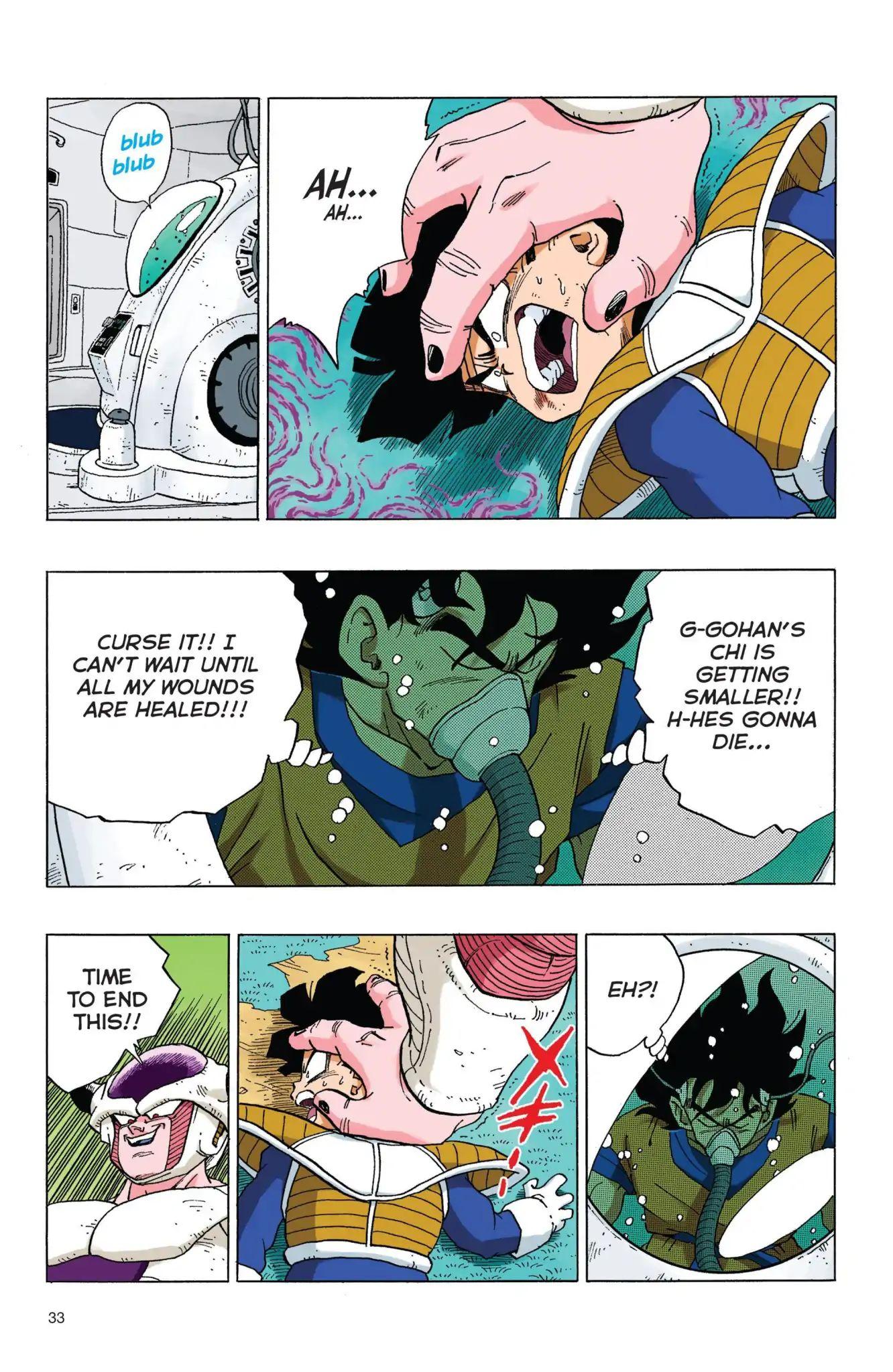 Dragon Ball Full Color Freeza Arc Chapter 54  Online Free Manga Read Image 2
