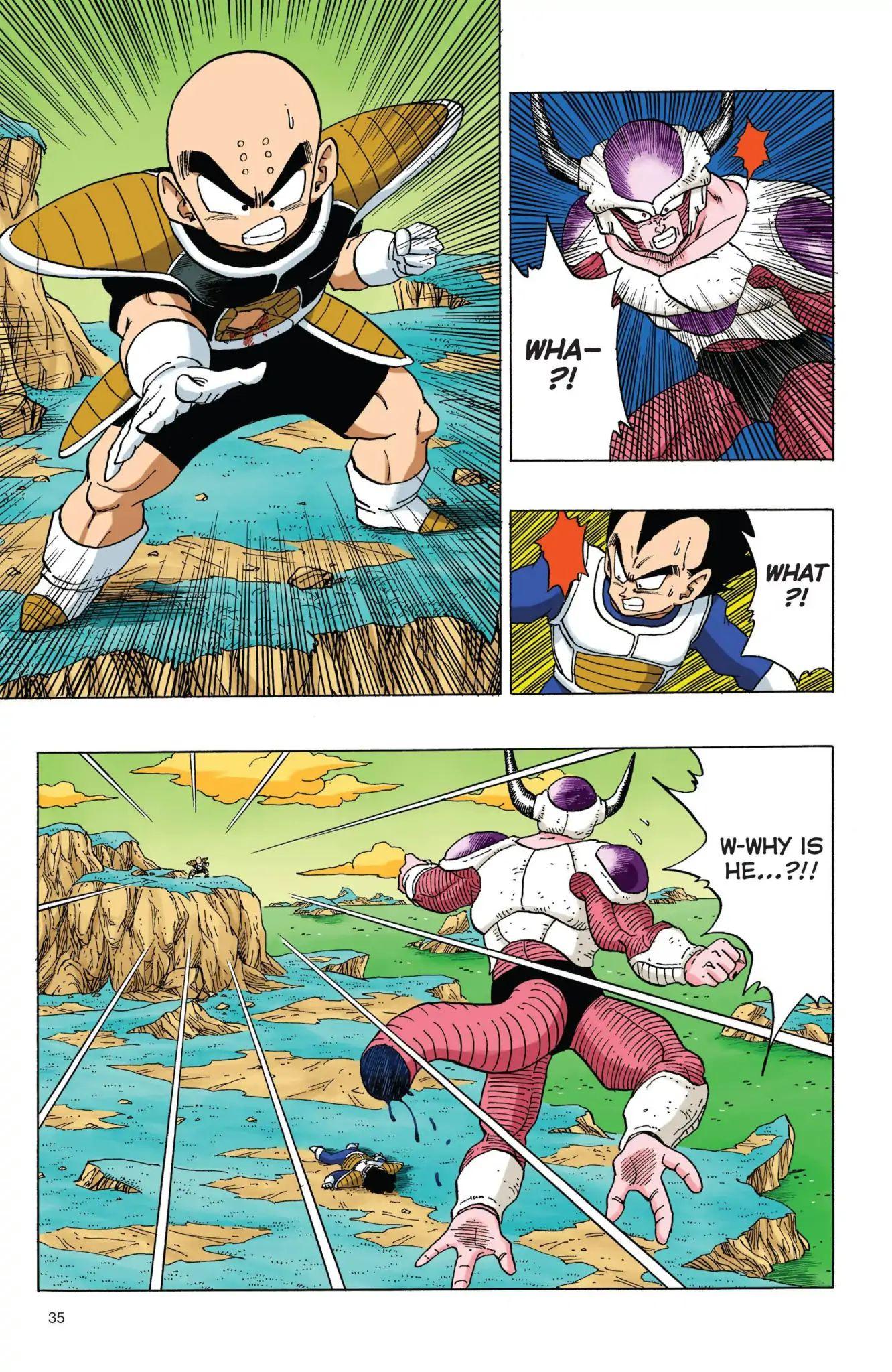 Dragon Ball Full Color Freeza Arc Chapter 54  Online Free Manga Read Image 4