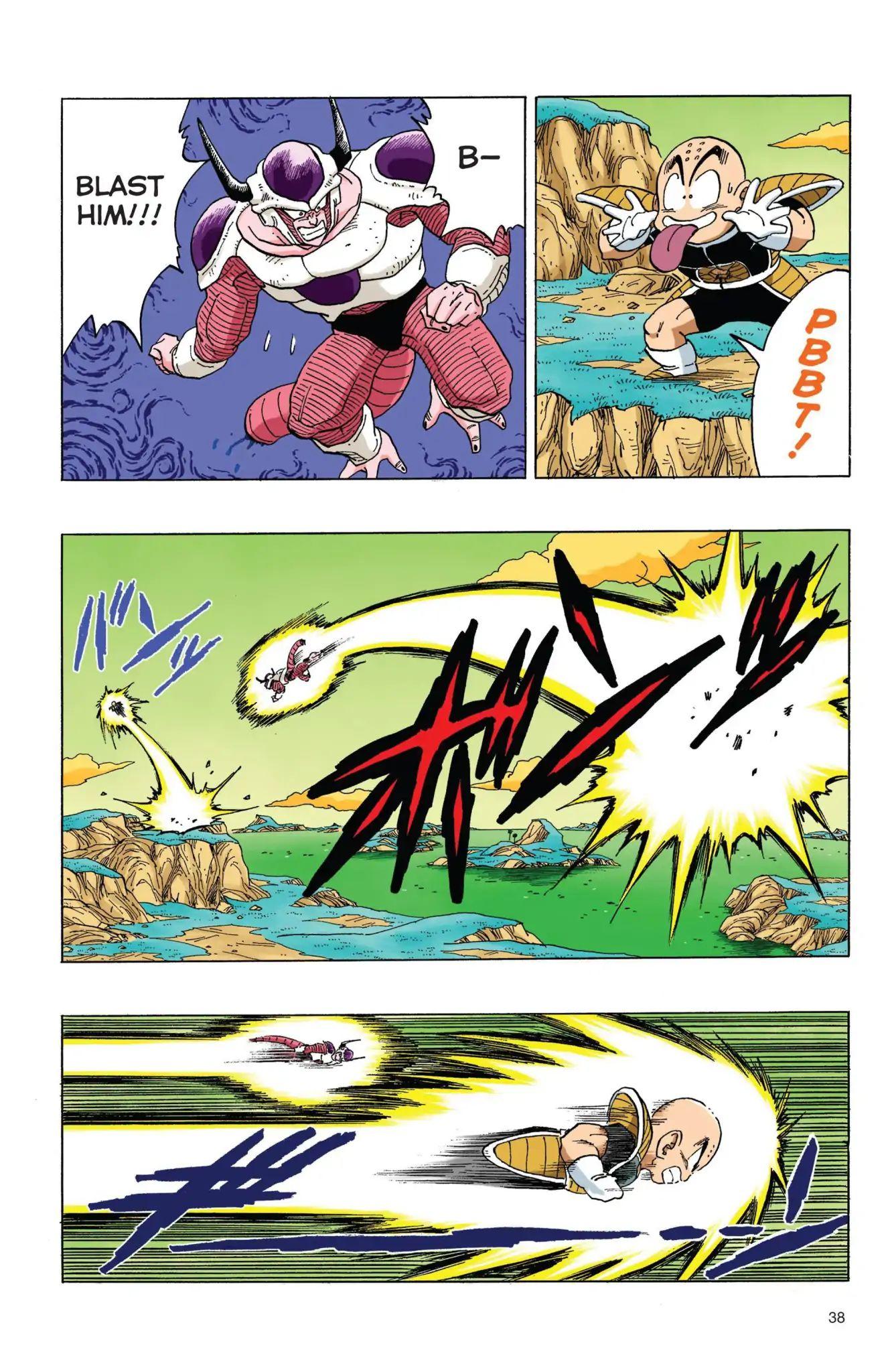 Dragon Ball Full Color Freeza Arc Chapter 54  Online Free Manga Read Image 7