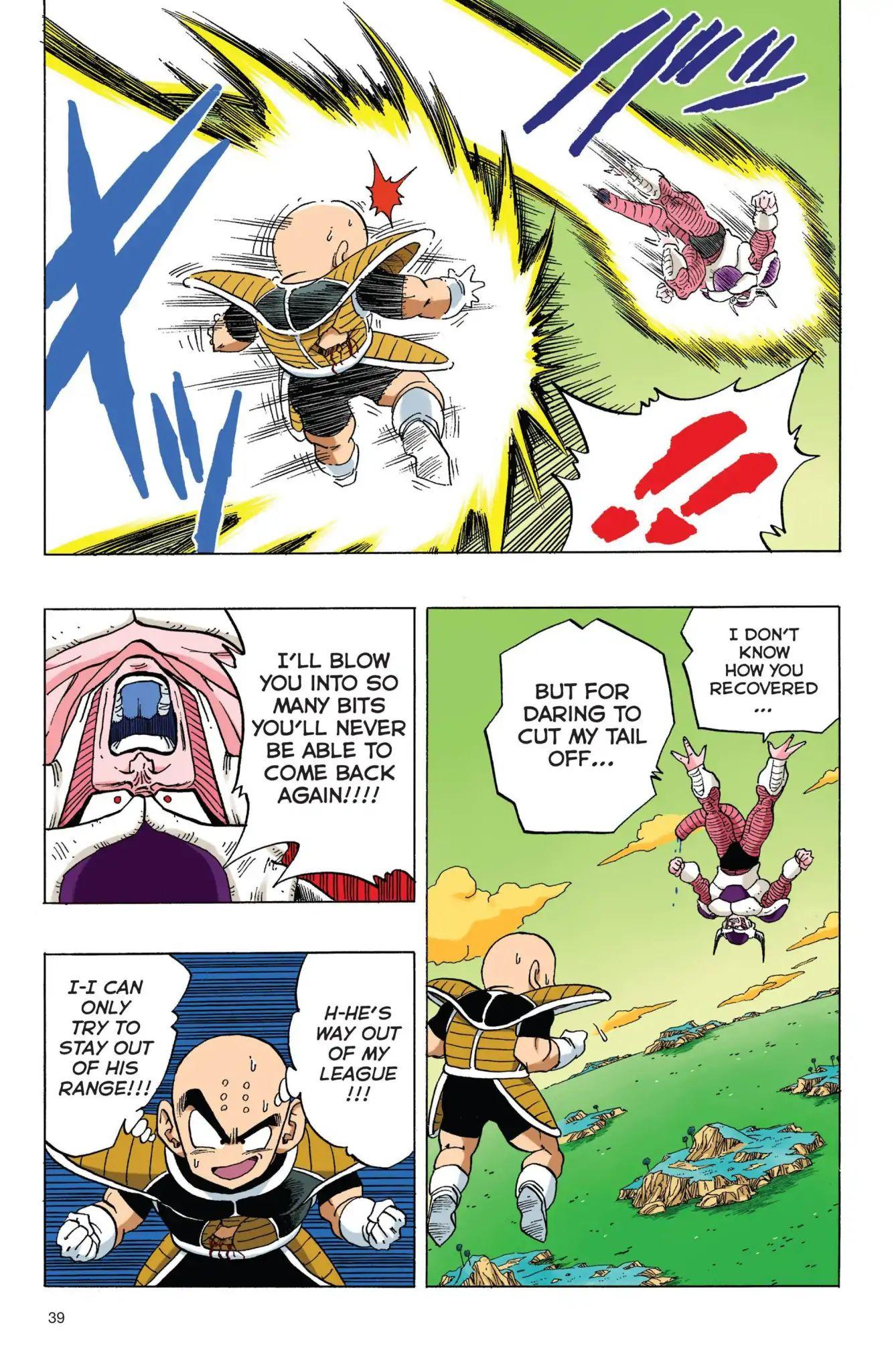 Dragon Ball Full Color Freeza Arc Chapter 54  Online Free Manga Read Image 8