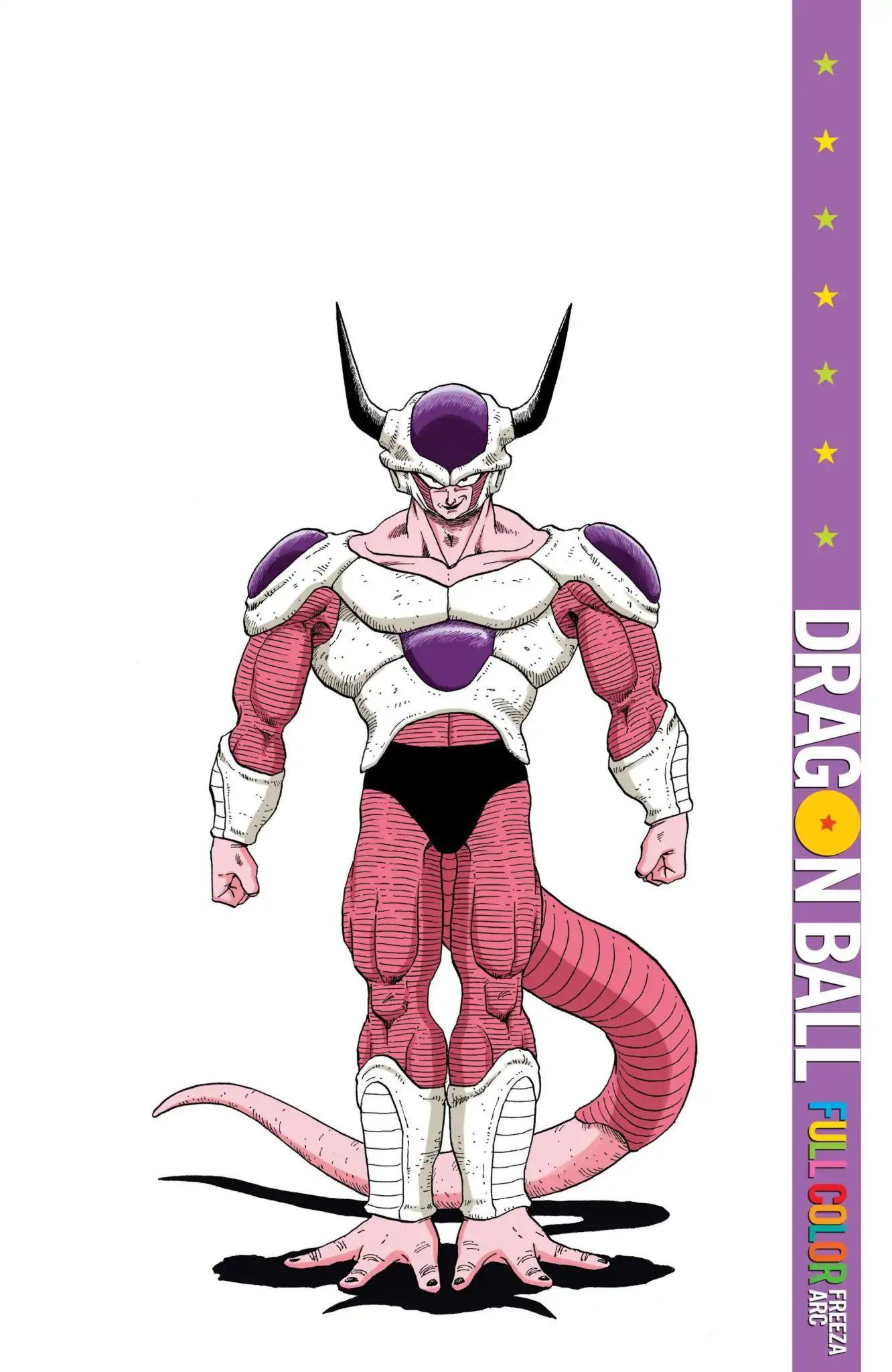 Dragon Ball Full Color Freeza Arc Chapter 55  Online Free Manga Read Image 15