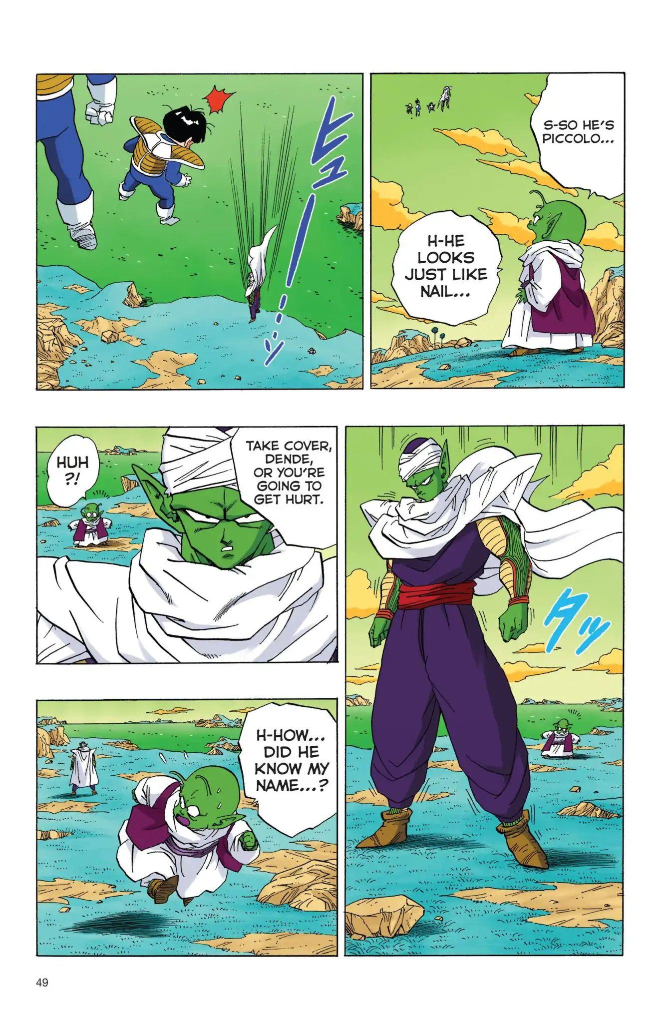 Dragon Ball Full Color Freeza Arc Chapter 55  Online Free Manga Read Image 4