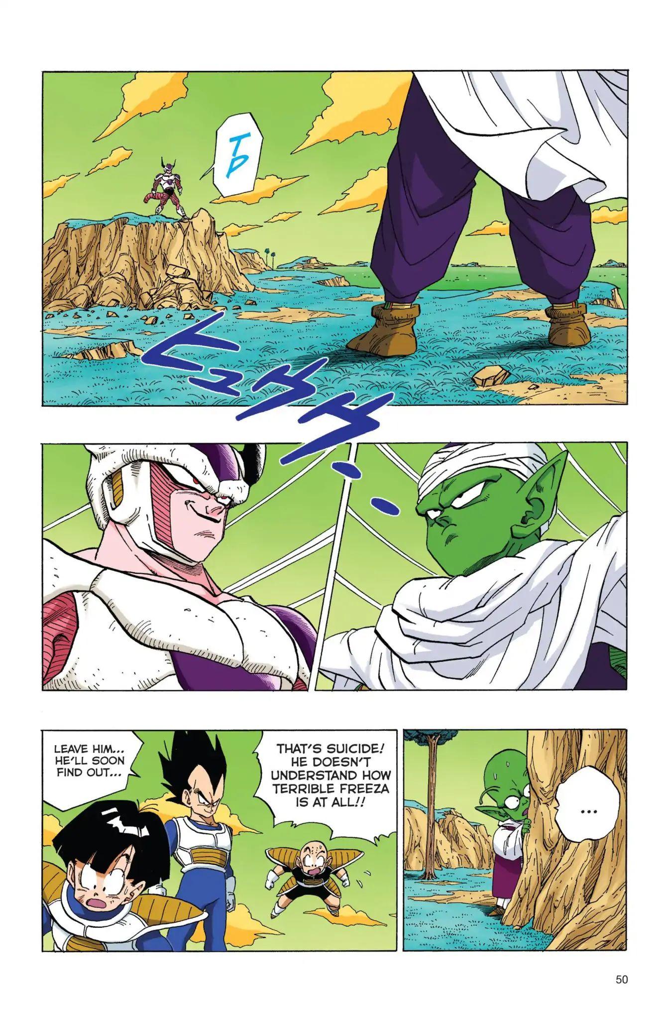 Dragon Ball Full Color Freeza Arc Chapter 55  Online Free Manga Read Image 5
