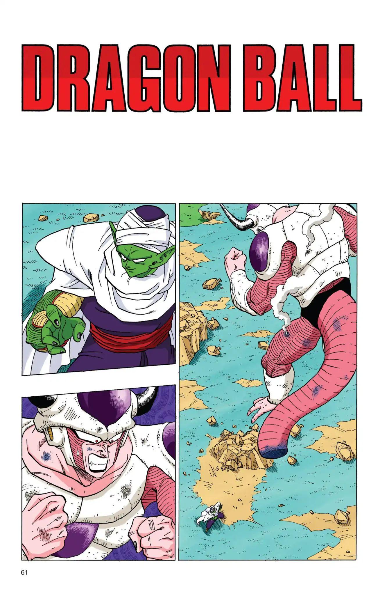 Dragon Ball Full Color Freeza Arc Chapter 56  Online Free Manga Read Image 1